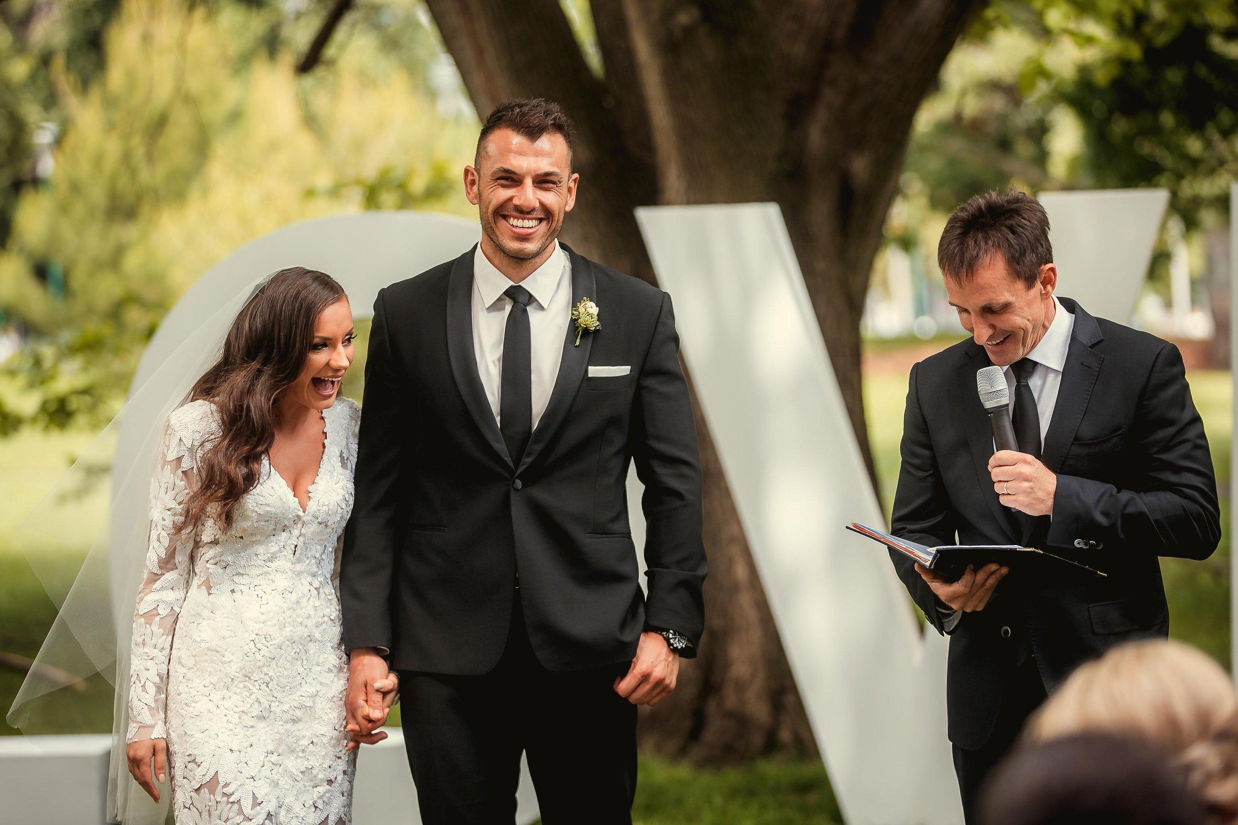 Andrew Redman Melbourne Marriage Celebrant
