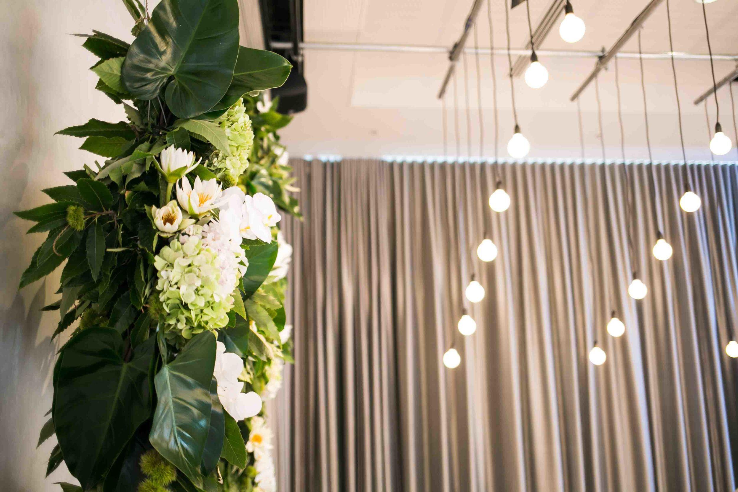 aerial melbourne wedding venue