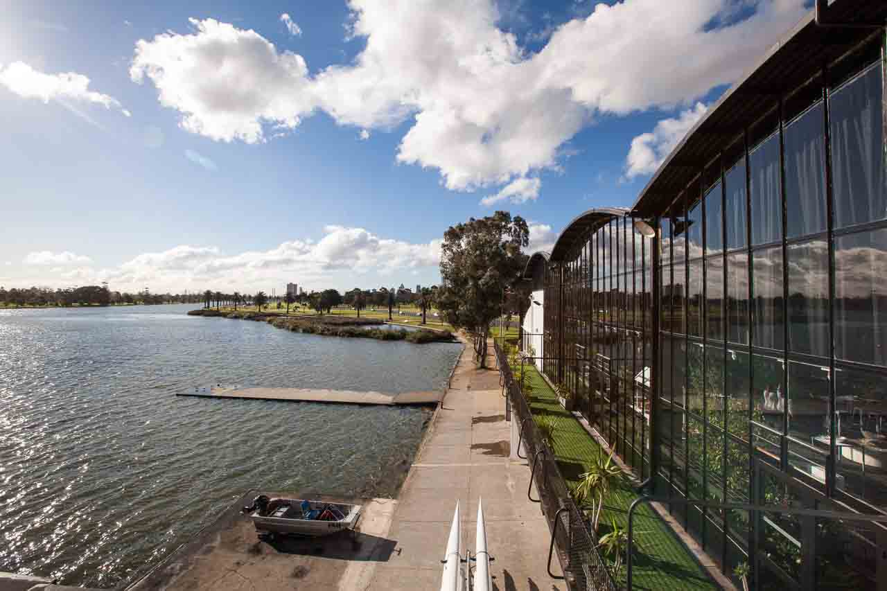 The Park melbourne wedding venue