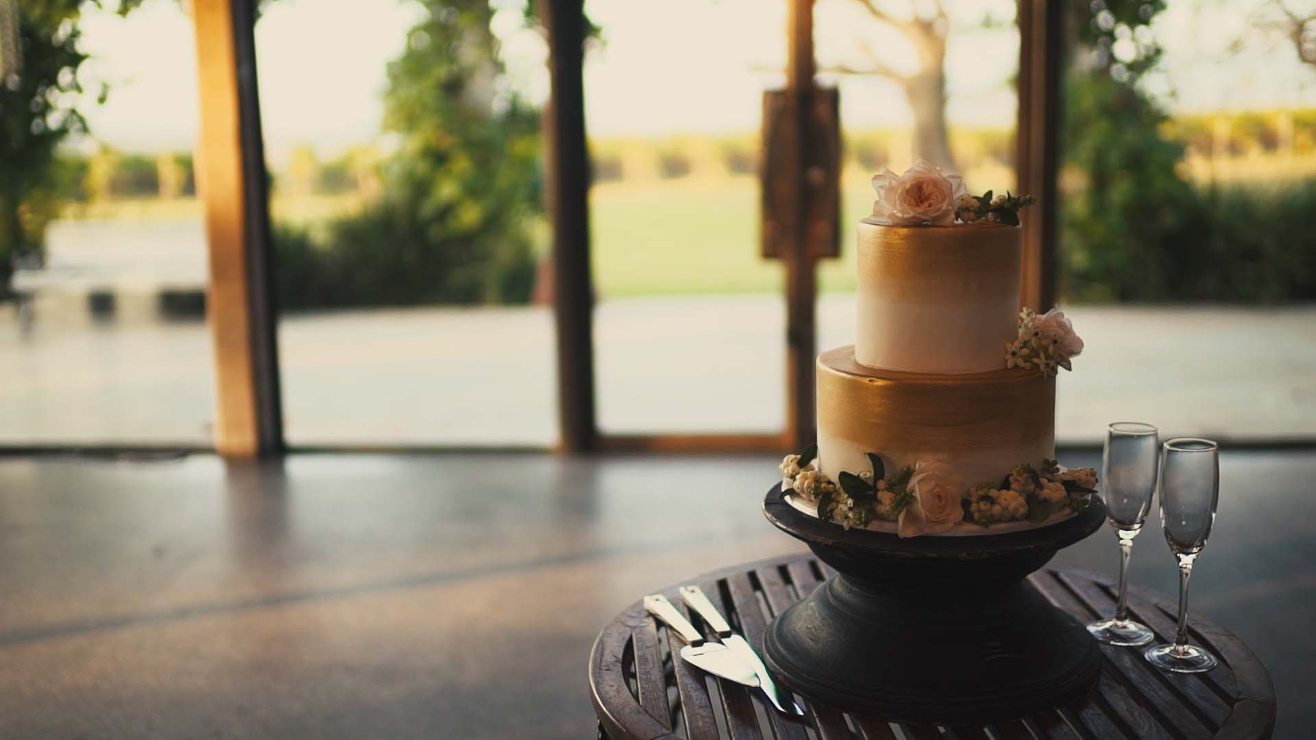 scott and tiani wedding videography melbourne