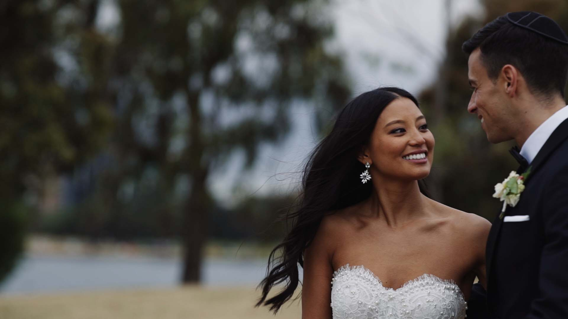andrew and fiona wedding videography melbourne