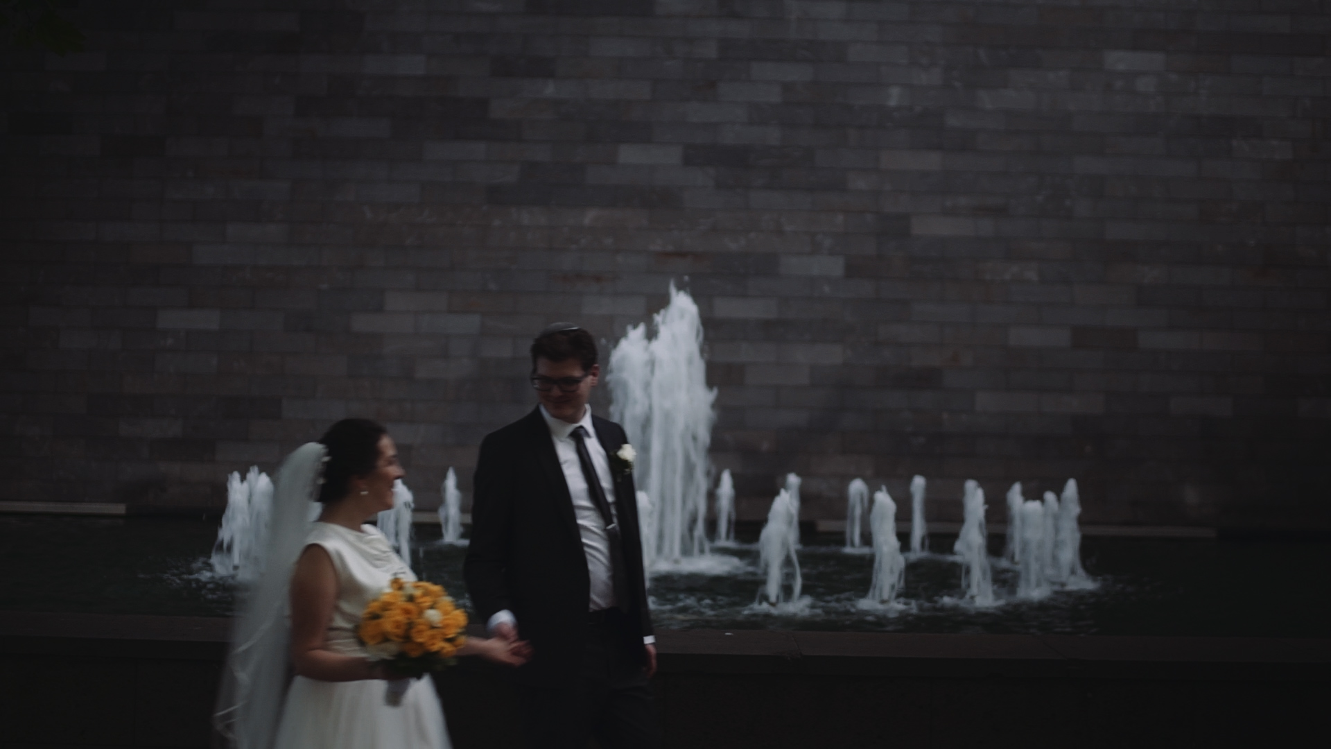 zeev and caroline melbourne wedding videography