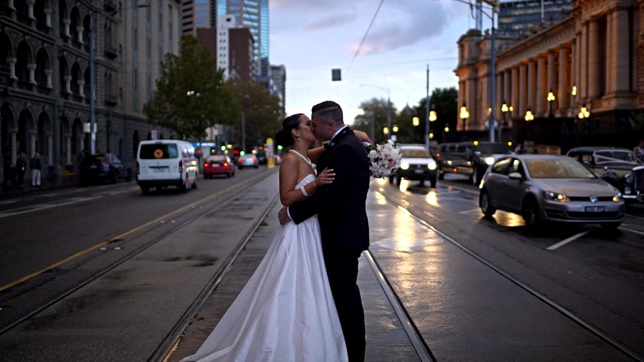derek and yining wedding videography melbourne