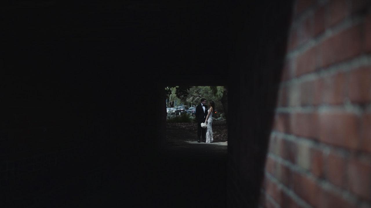 jordan and lani wedding videography melbourne