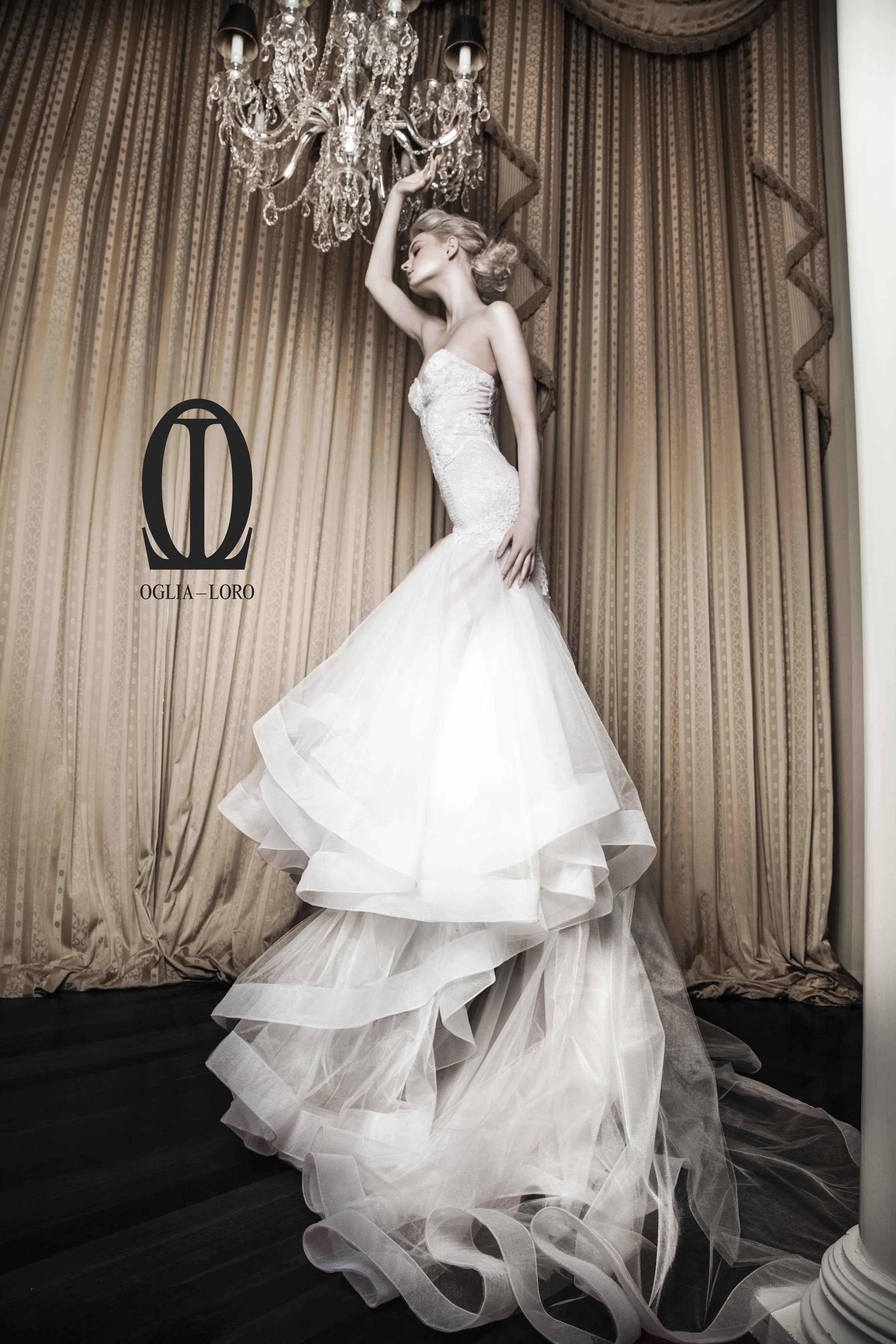 Oglia Loro Melbourne wedding dress