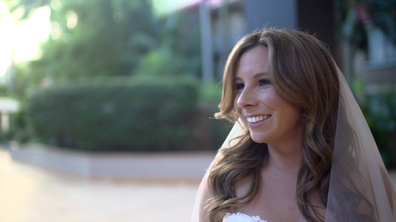 ben and melissa wedding videography sydney