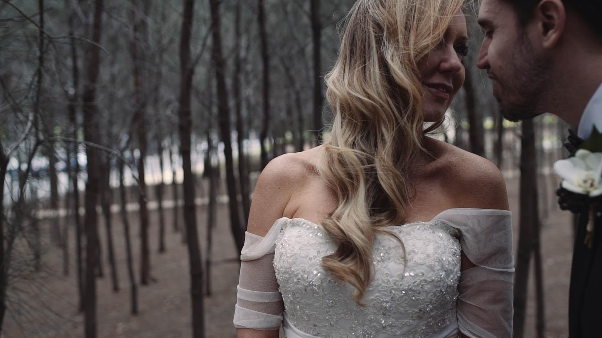 ben and audrey wedding videography melbourne
