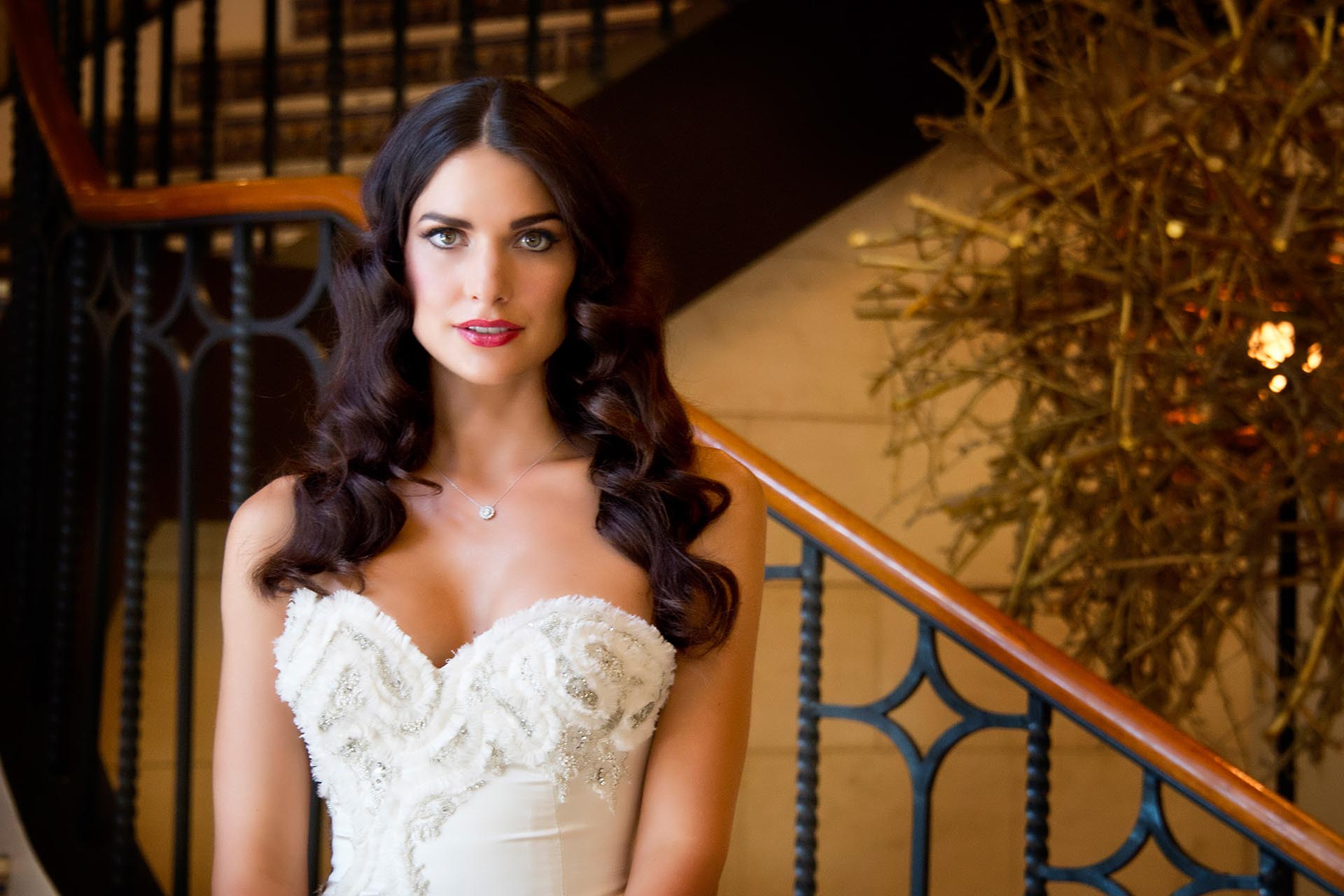 Iris Wielselmann melbourne wedding make up artist