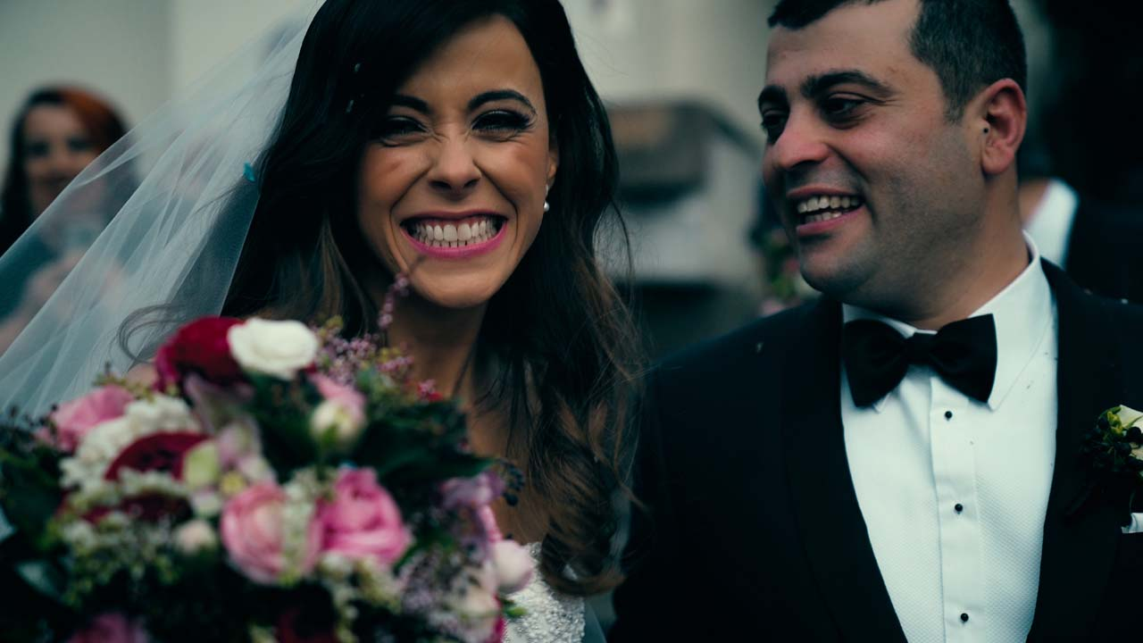 jim and carmen wedding videography melbourne