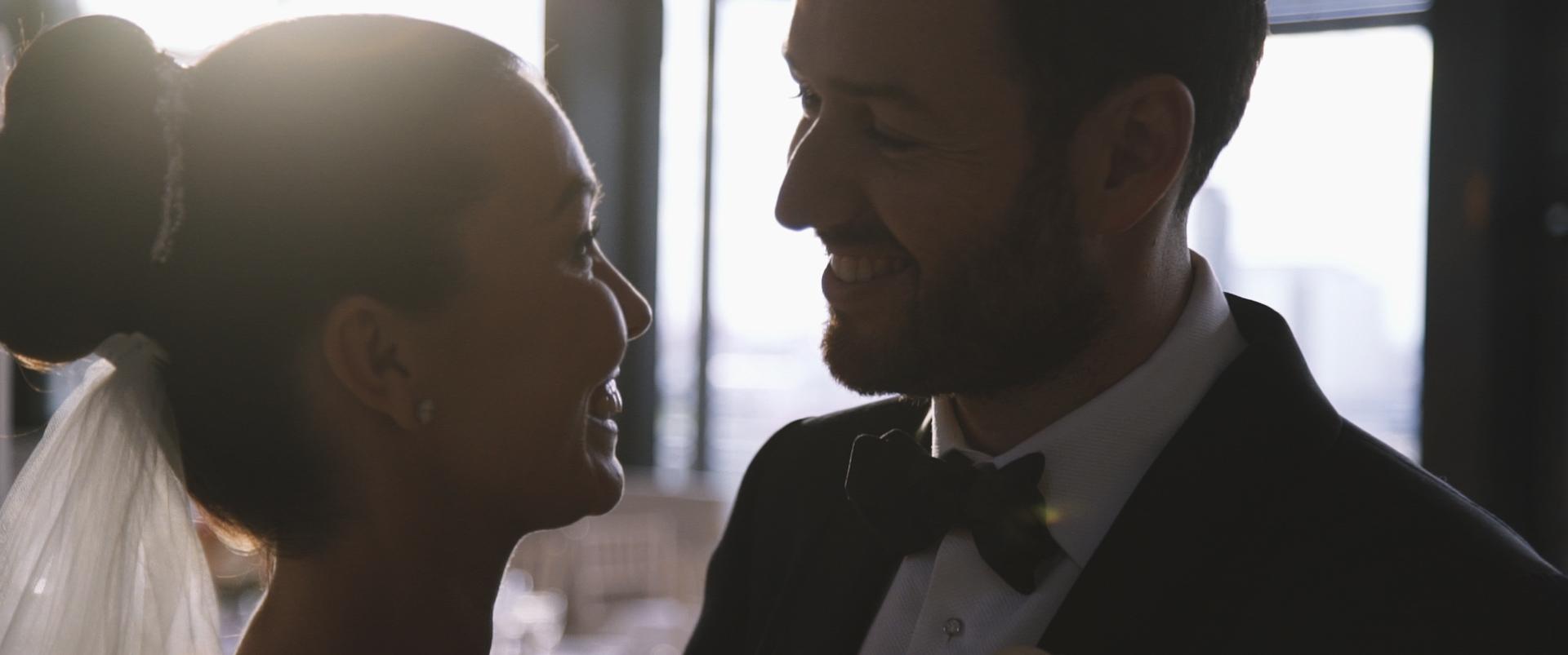 jerome and ebony wedding videography melbourne