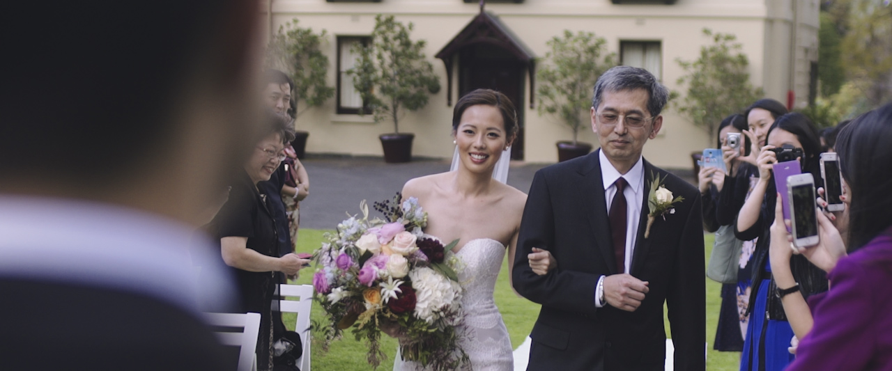 tony and kar-mun wedding videography melbourne
