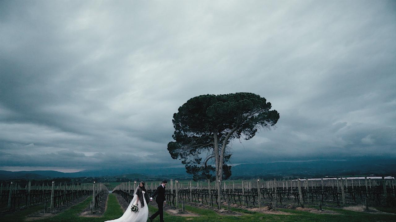 jason and kellie wedding videography melbourne