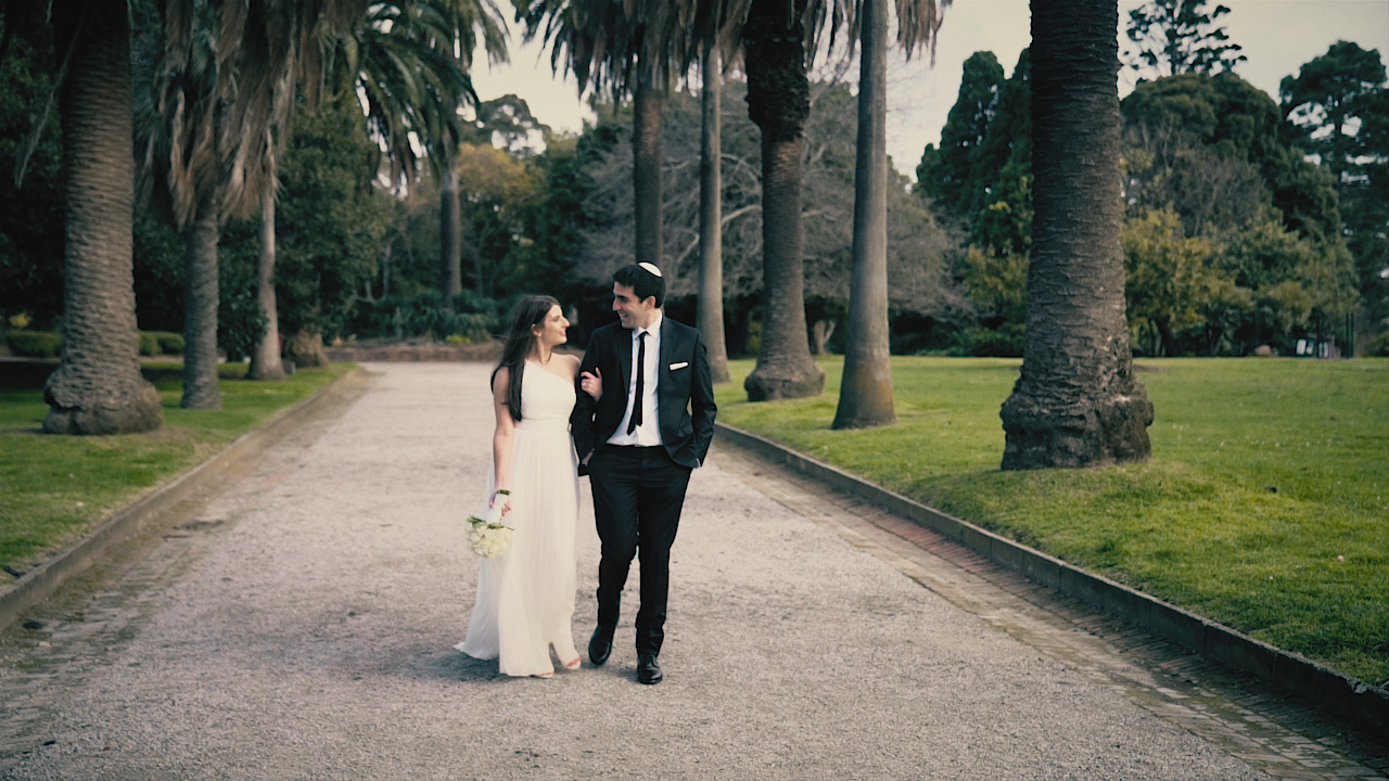 josh and ariella melbourne wedding videography
