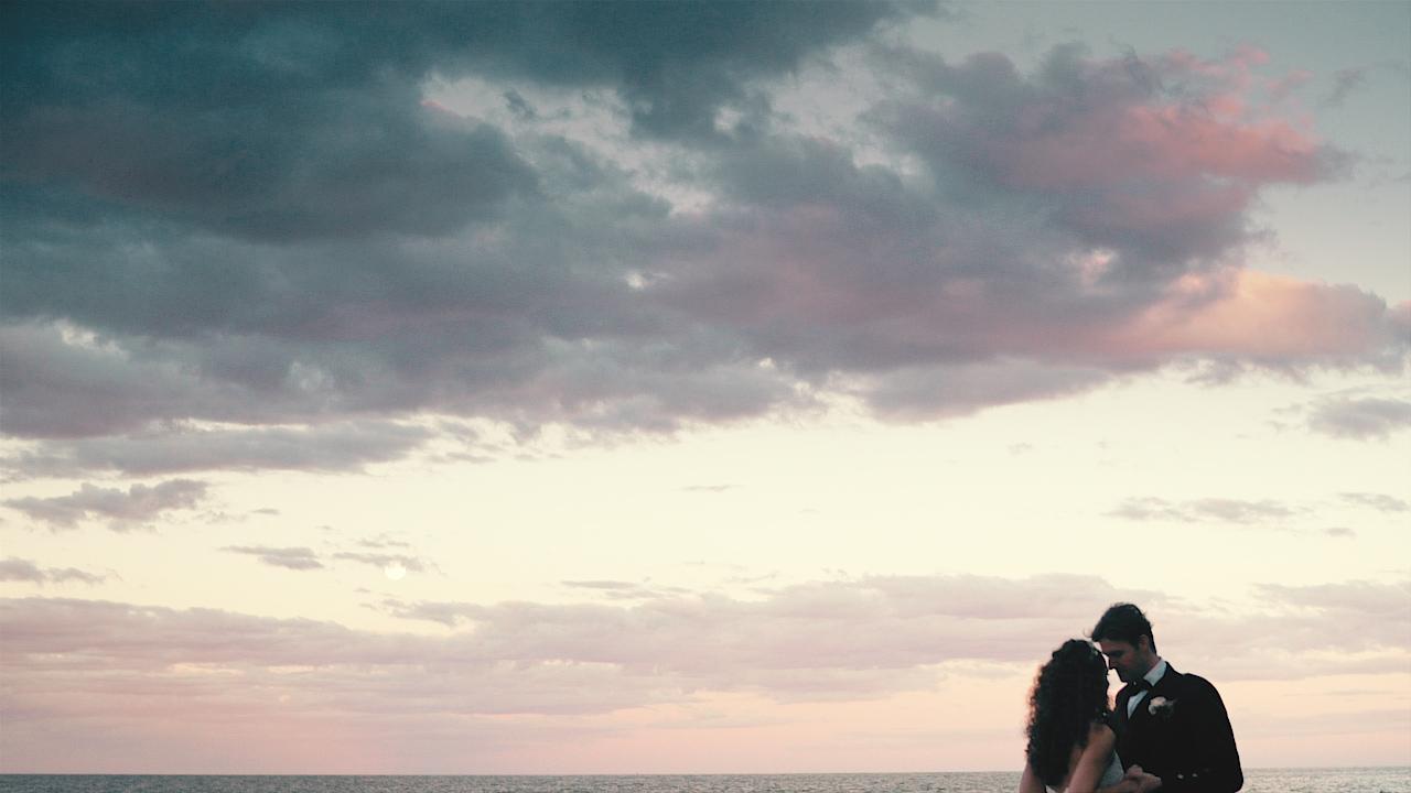 brendan and vida wedding videography melbourne