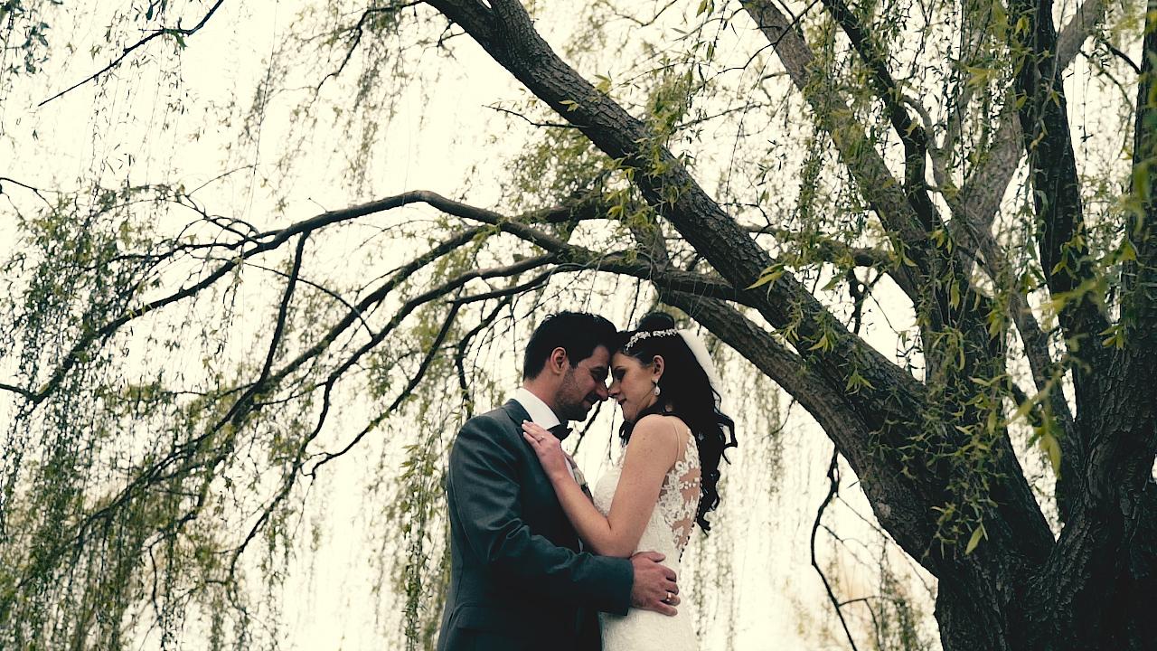 milos and sarah wedding videography melbourne