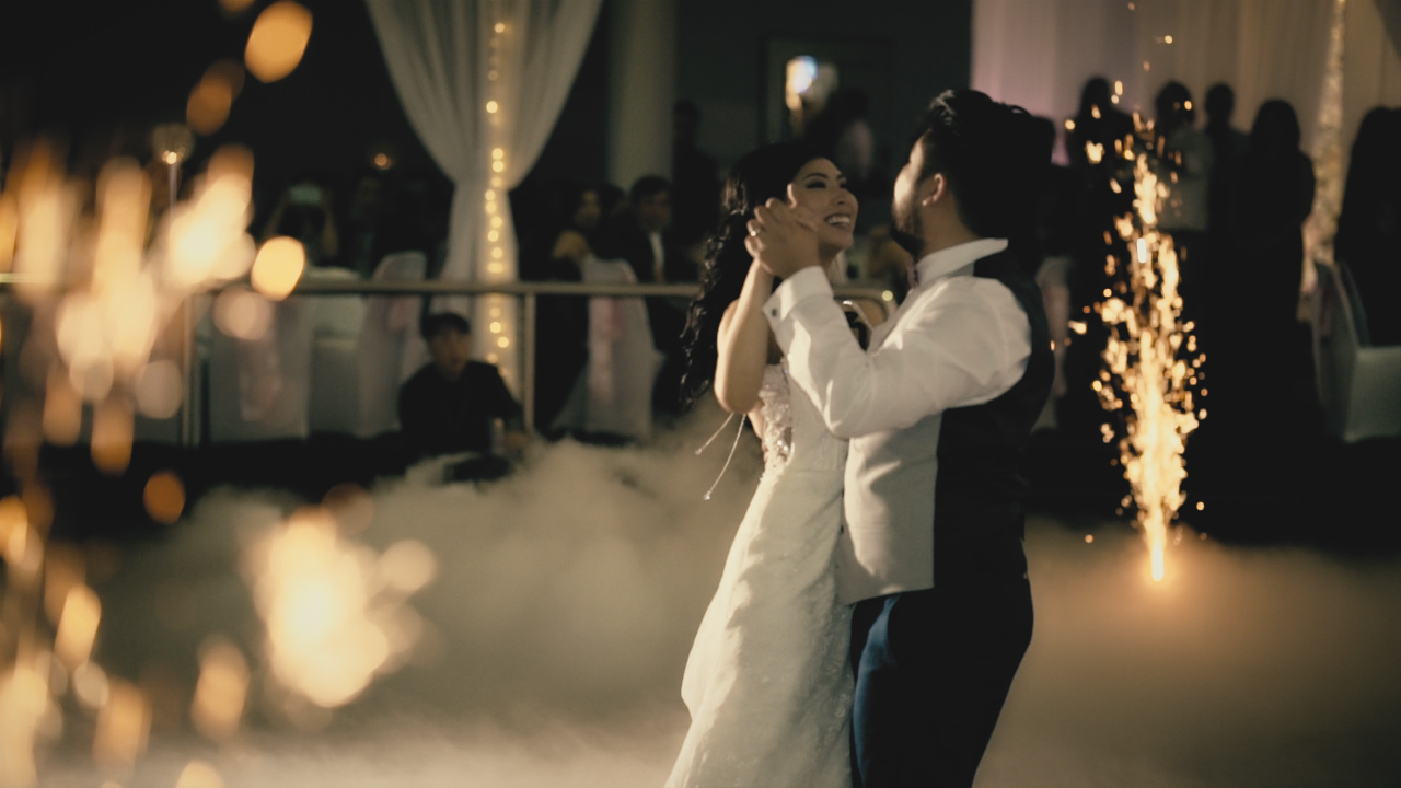 david and my-linh wedding videography melbourne