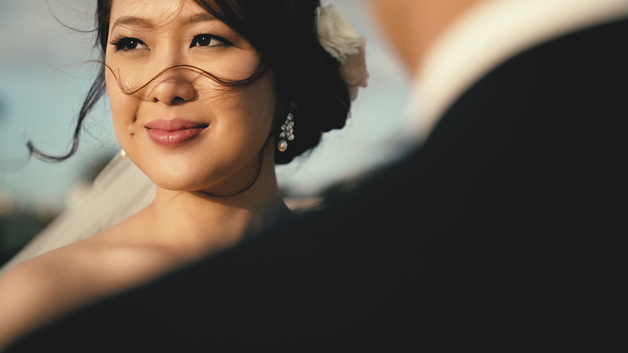 donovan and claire wedding videography melbourne