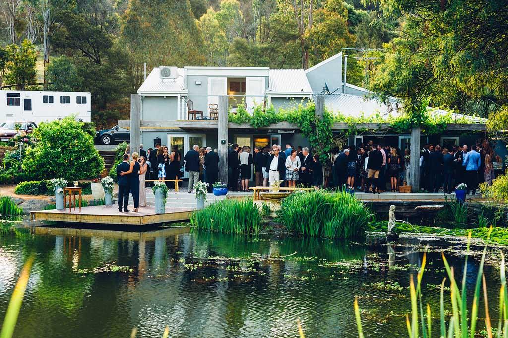 Fred + Ginger Melbourne wedding caterer