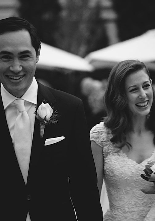 Iwan and Sarah wedding videography melbourne
