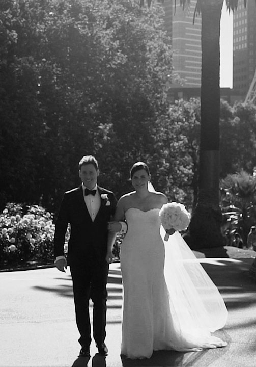 sam and marni wedding videography melbourne