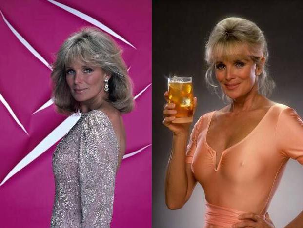 Linda Evans, Dynasty, 80s TV, Aaron Spelling.