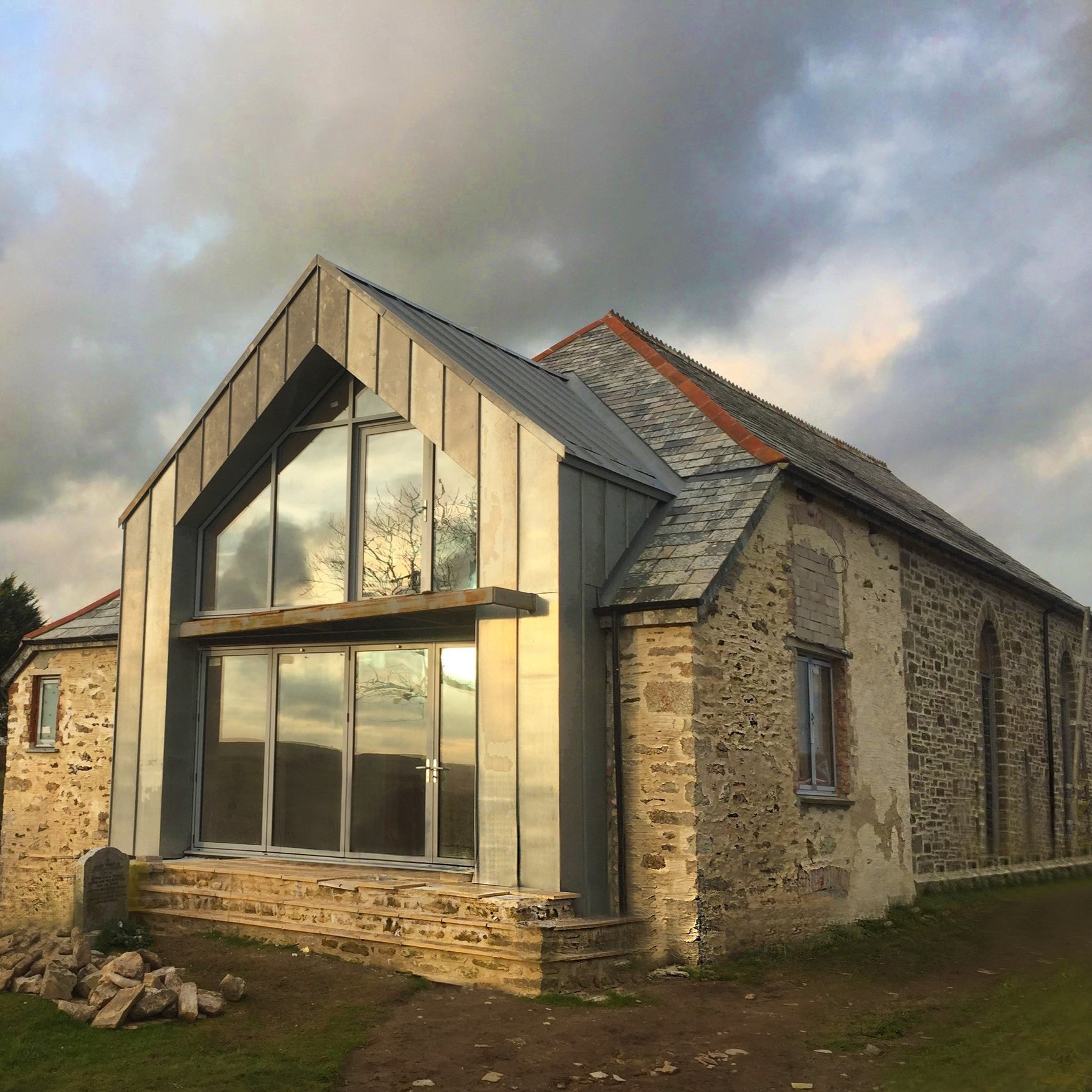 Chapel Conversion (Bowithick)