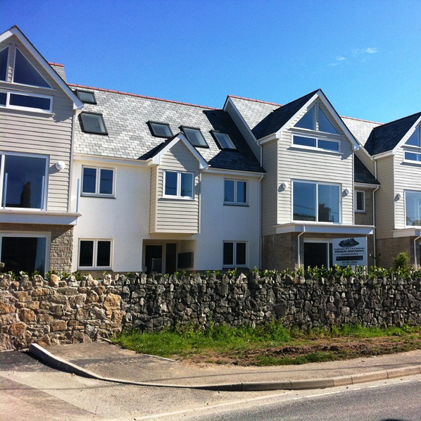 New Apartments (St Austell)