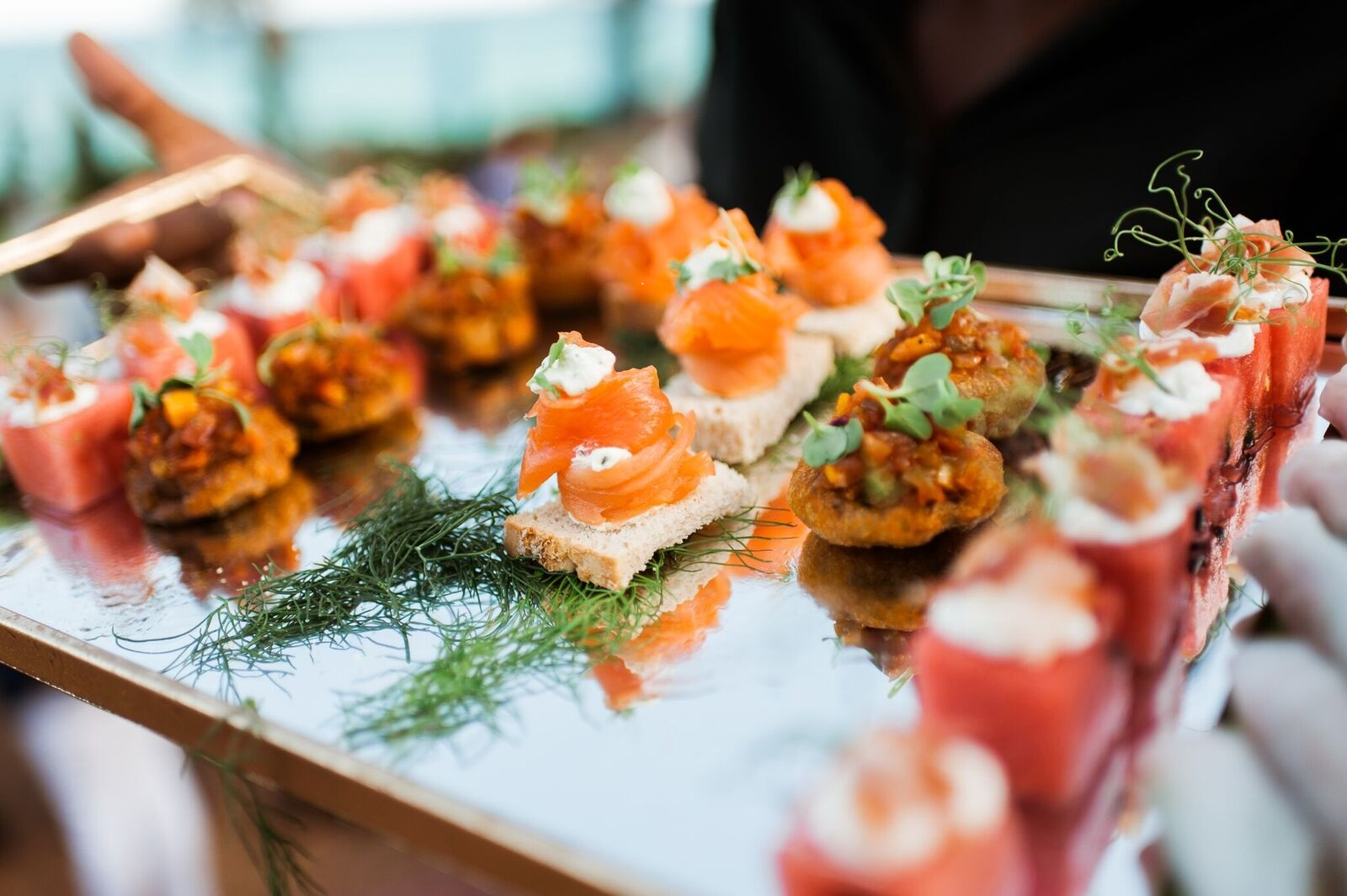 Bruce & Herve Canapes.jpg