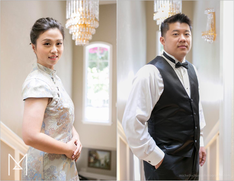 San Francisco Wedding Photographer - Michelle Chang Photography