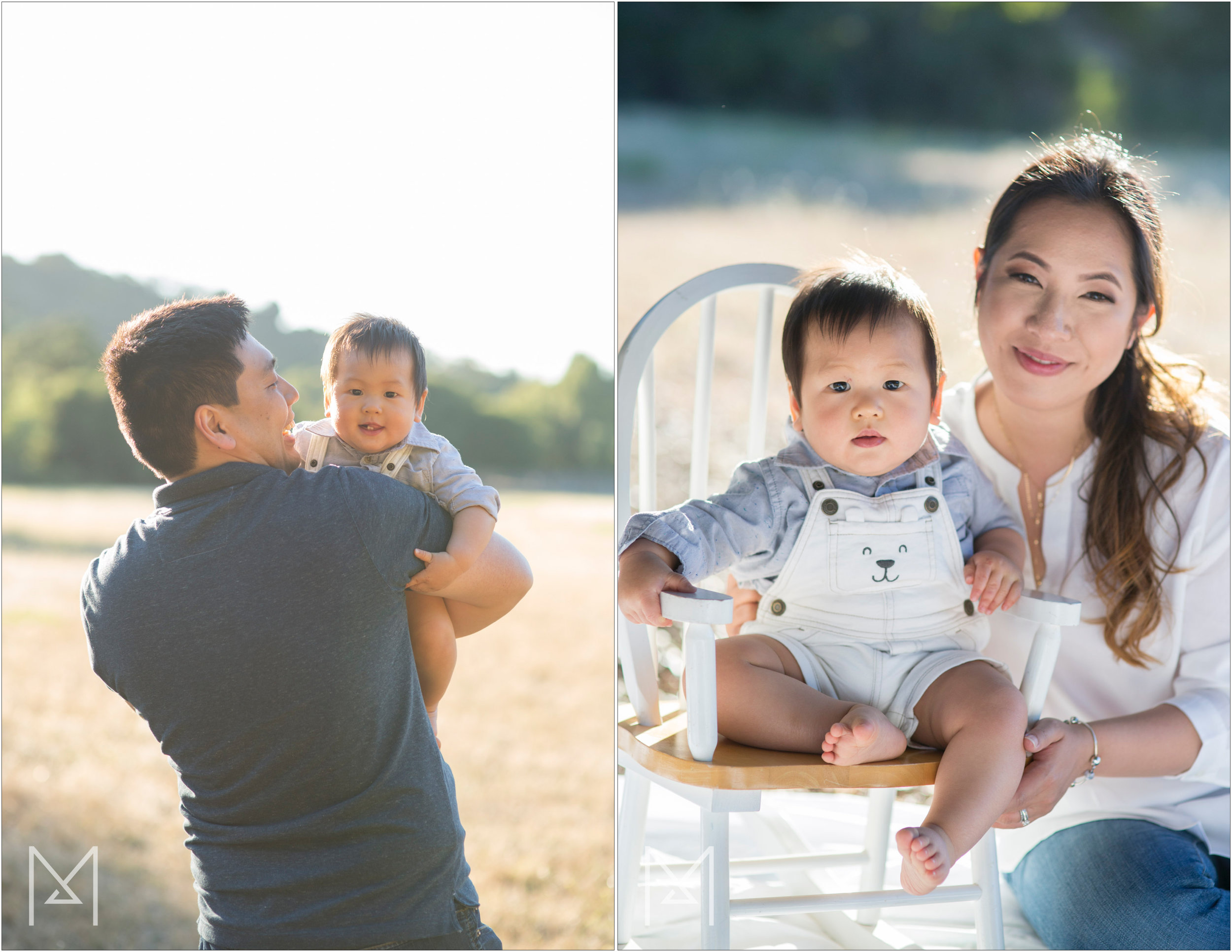 Hayward Family Photographer - Michelle Chang Photography