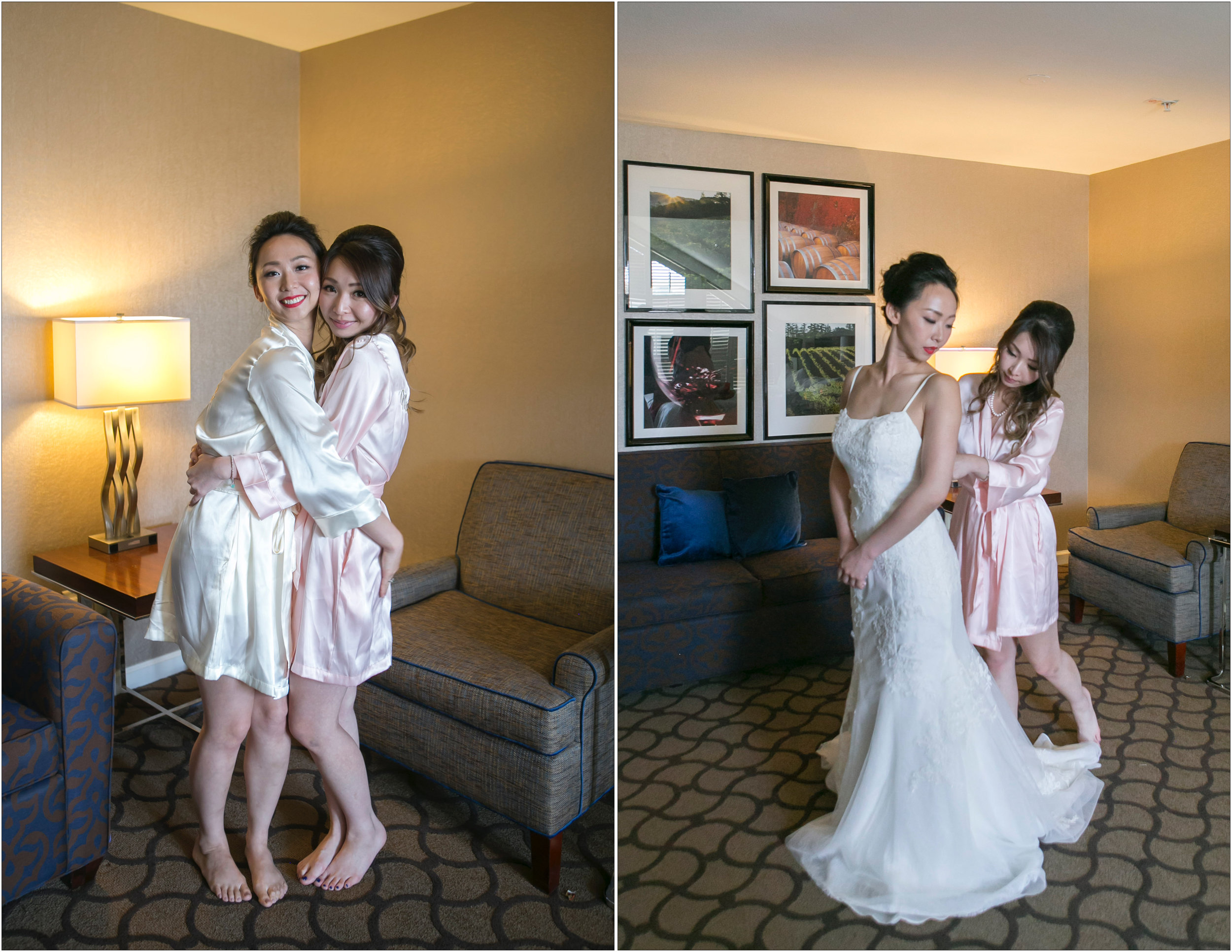 Napa wedding photographer - Michelle Chang Photograpahy