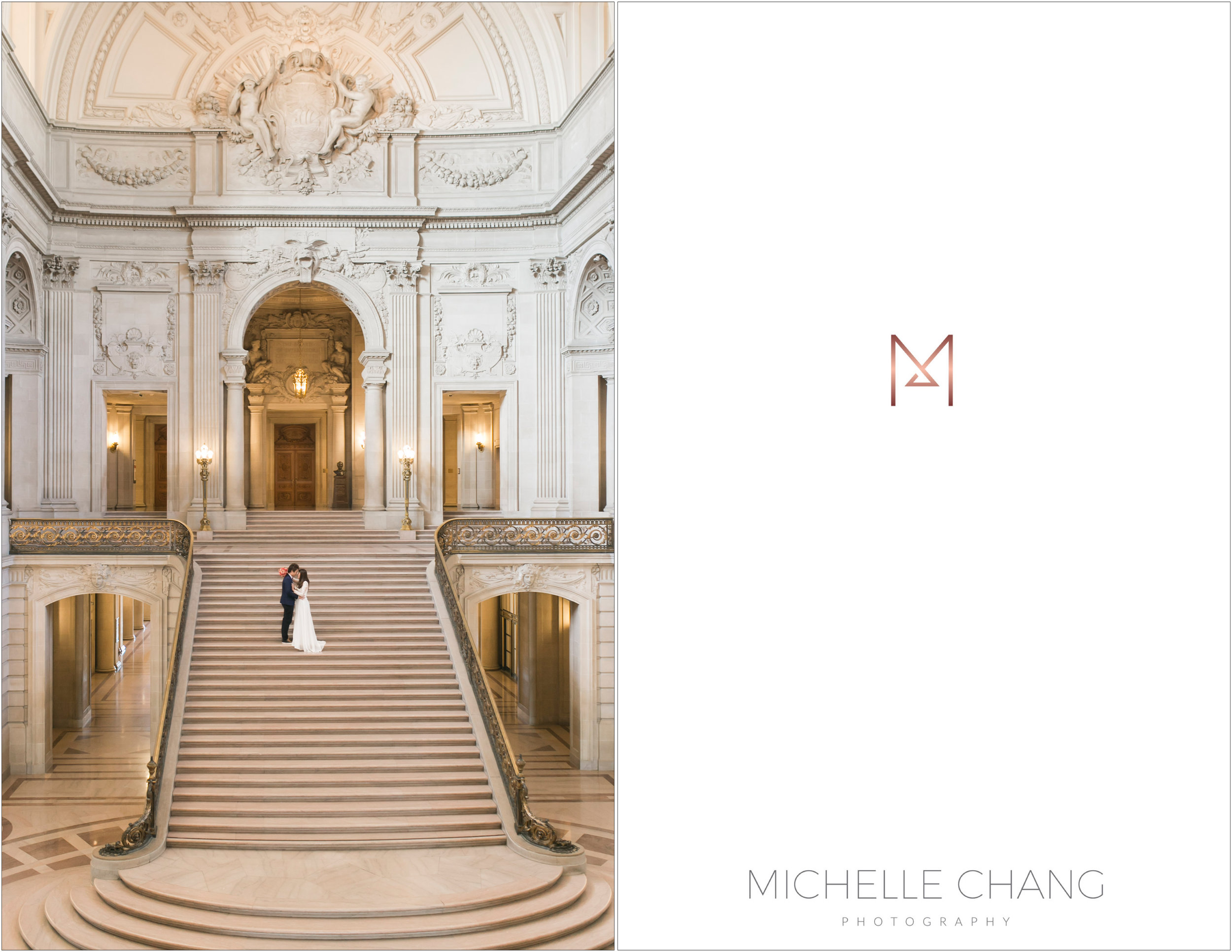 San Francisco City Hall Photographer - Michelle Chang Photography