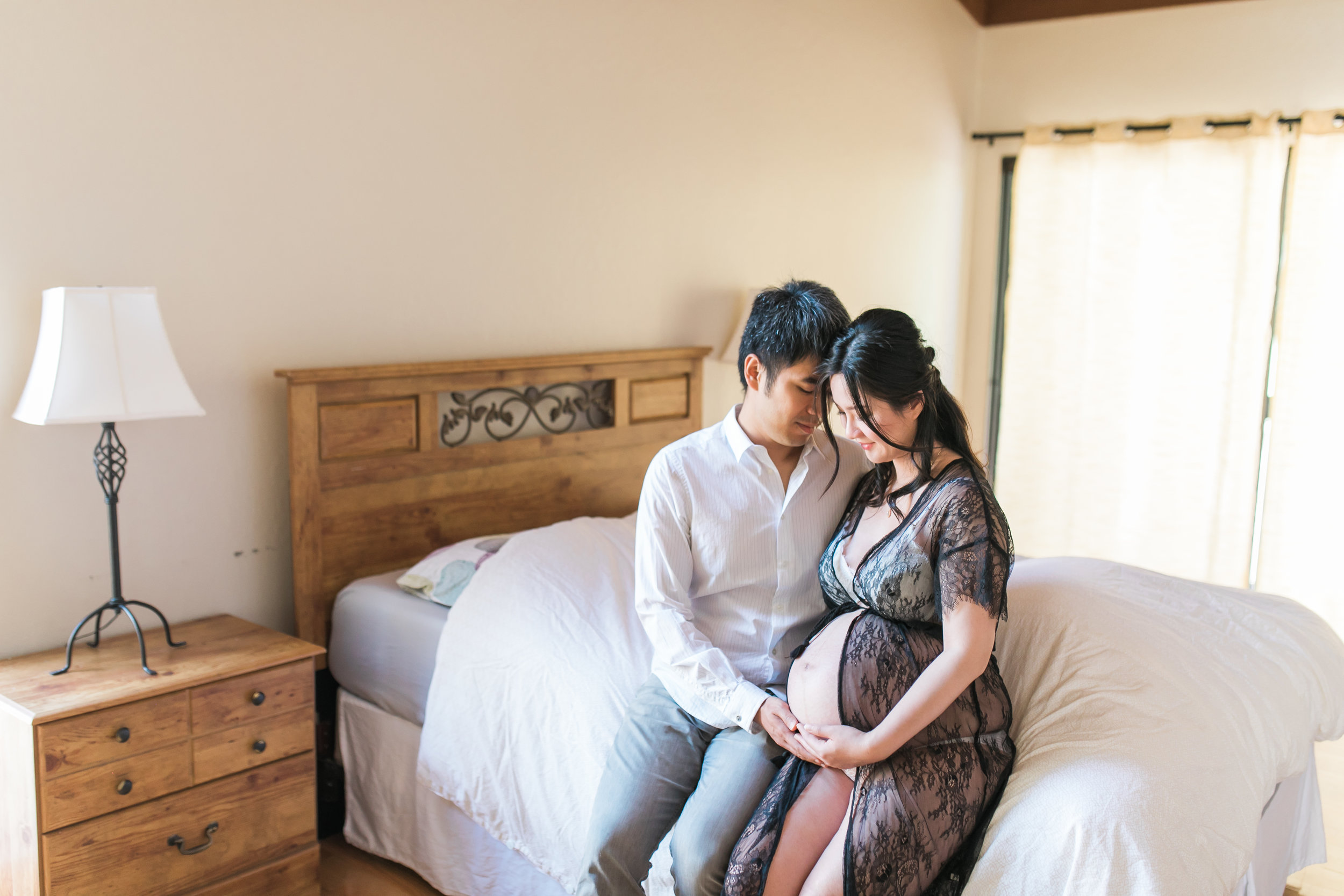 San Jose Maternity Photographer - Michelle Chang Photography