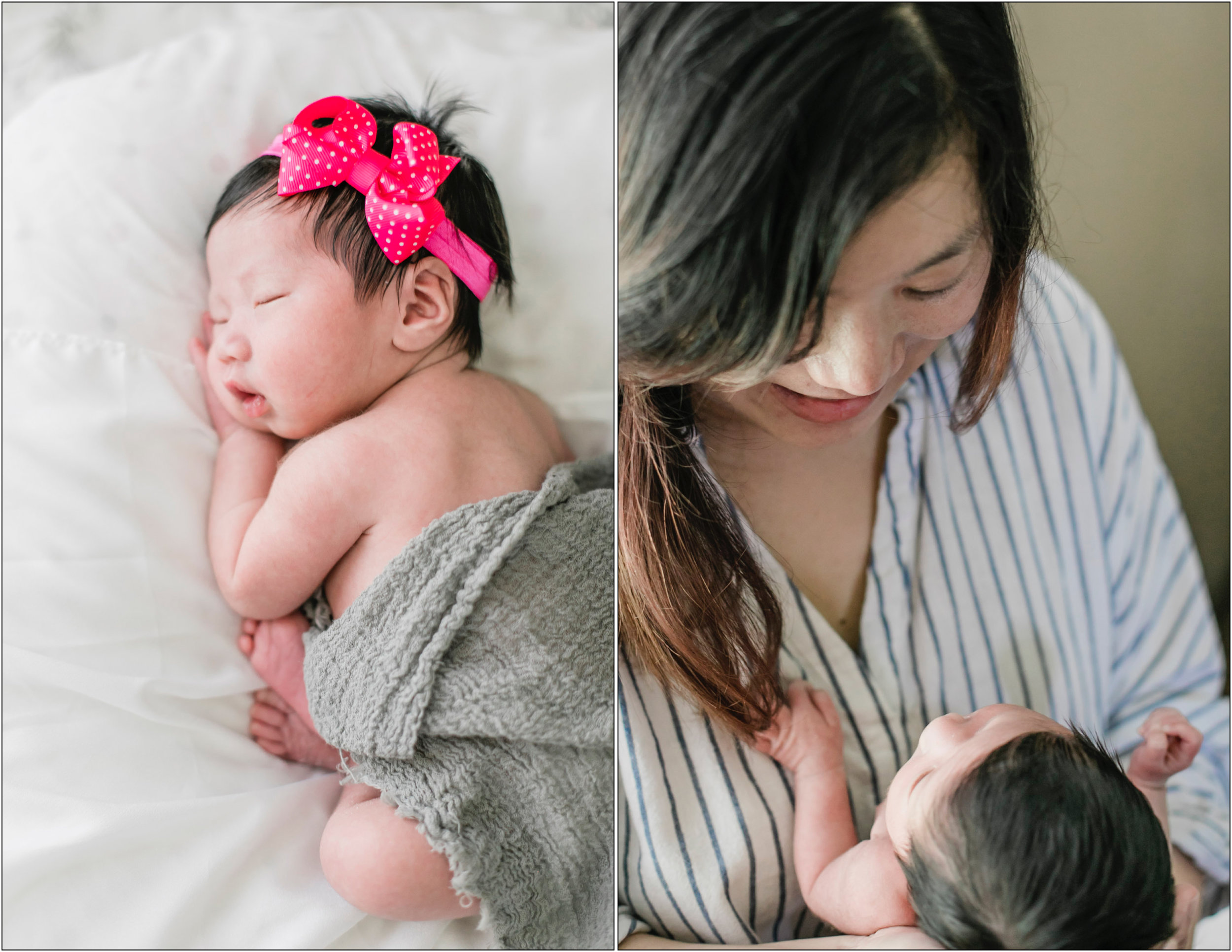 San Jose New Born Photographer - Michelle Chang Photography