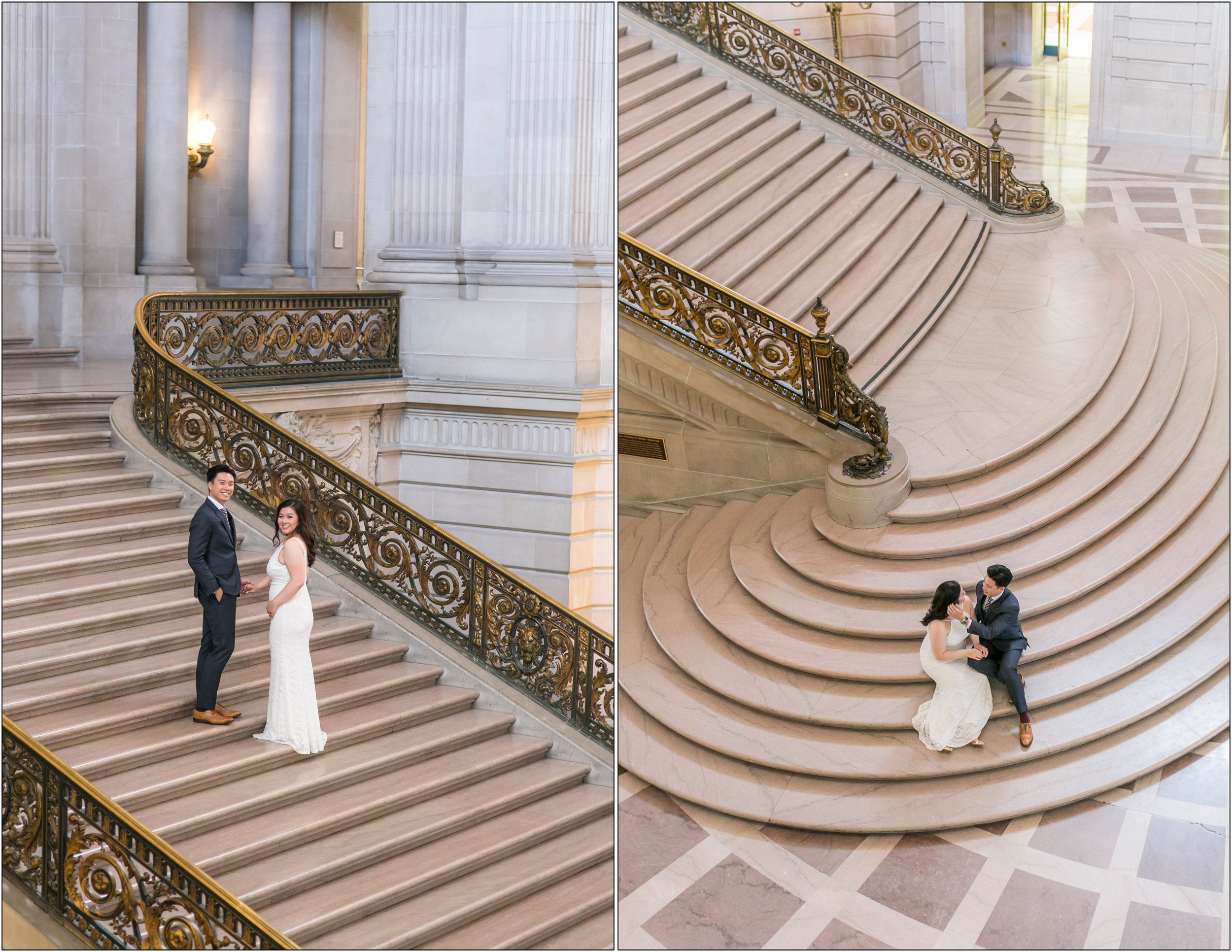 San Francisco City Hall - Michelle Chang Photography