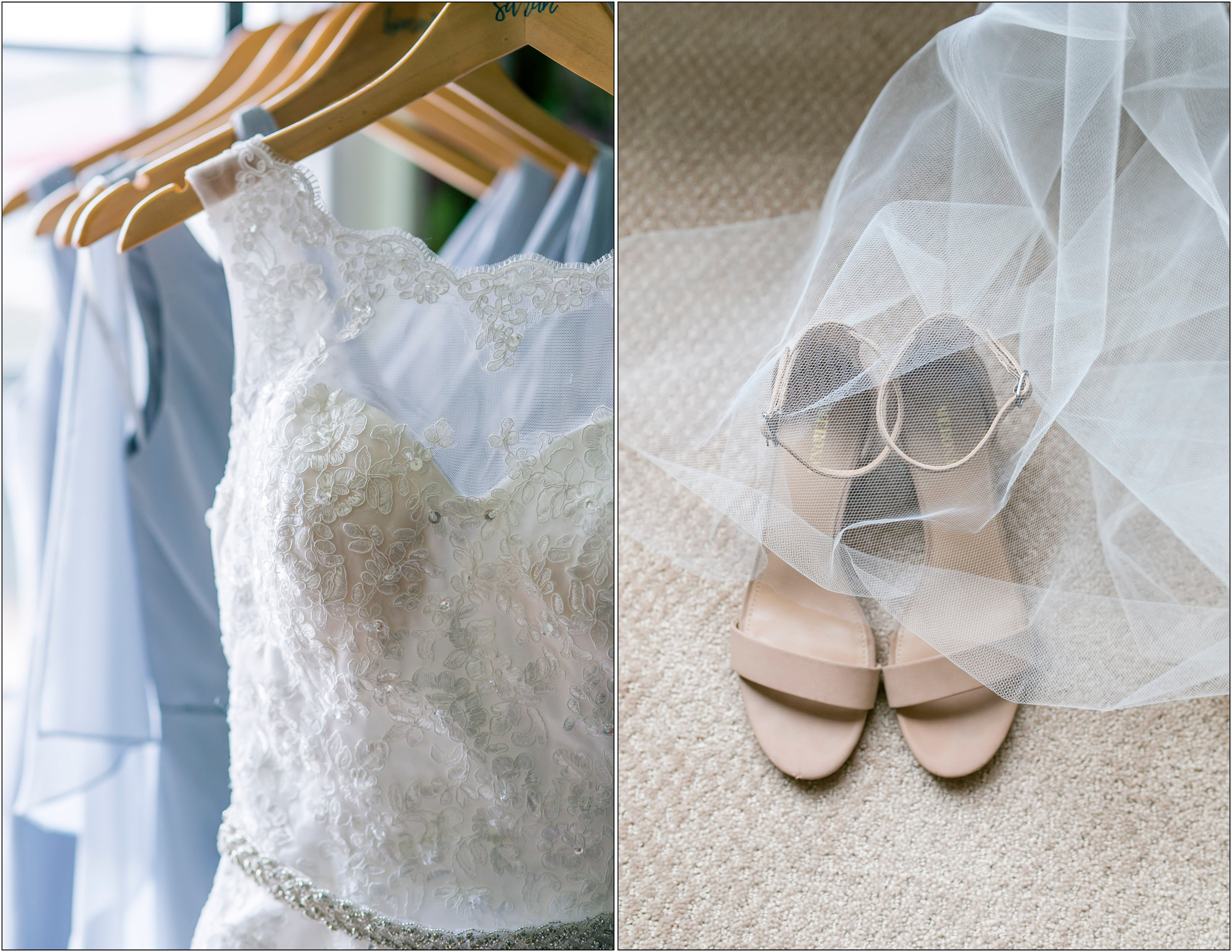 College of San Mateo Wedding - Michelle Chang Photography