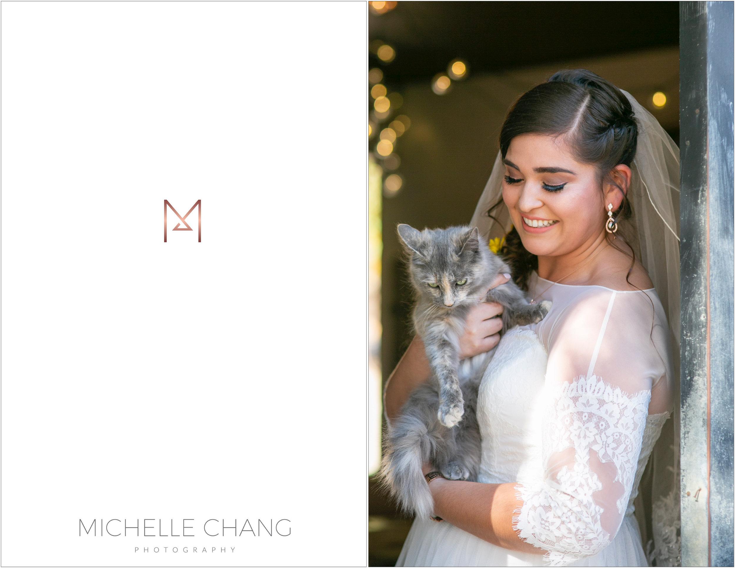 Bar SZ Ranch Wedding - Michelle Chang Photography