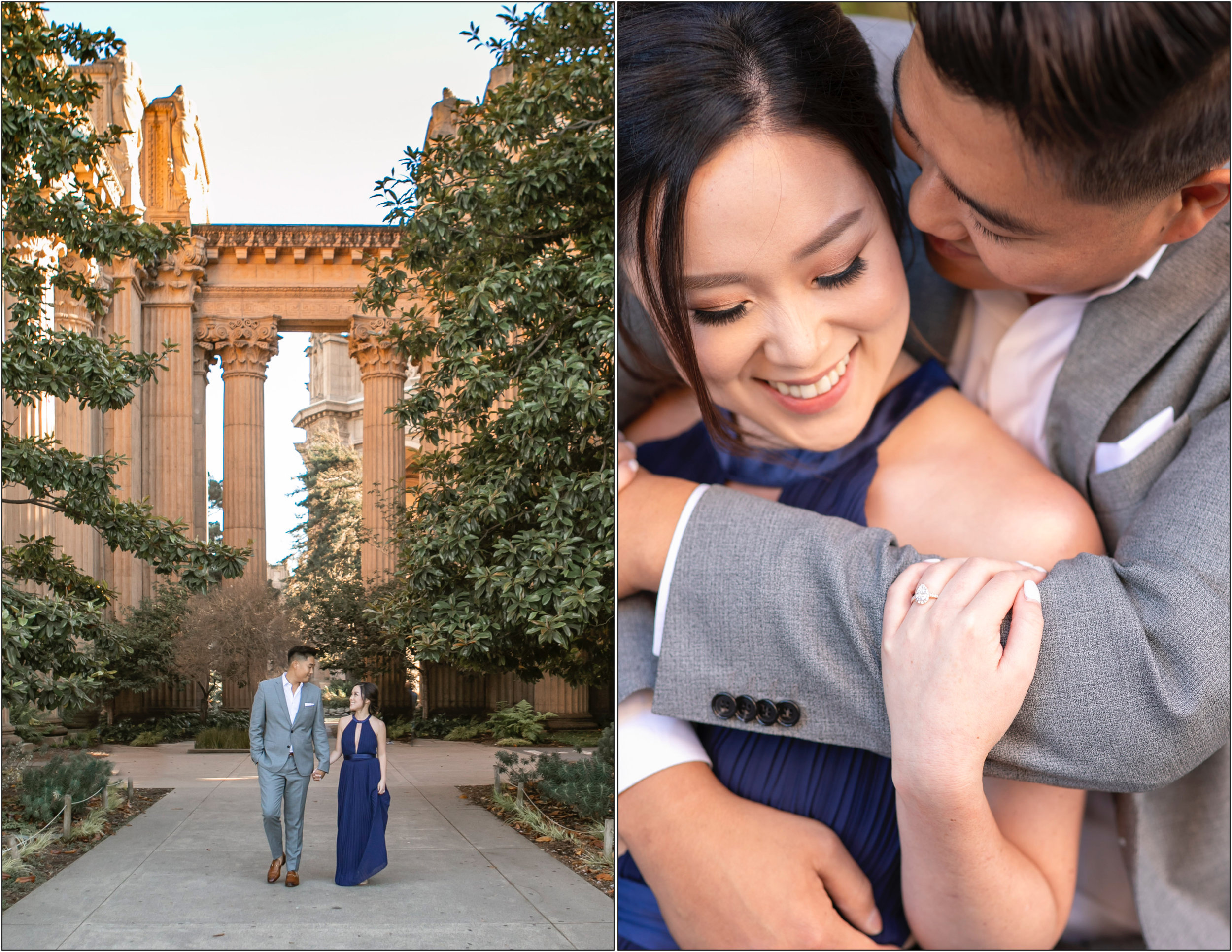 San Francisco Engagement Session 美式婚紗 - Michelle Chang Photography