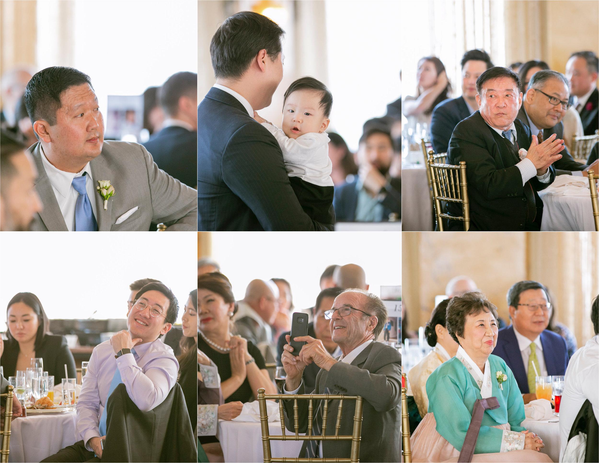 San Francisco Fairmont Hotel Wedding - Michelle Chang Photography