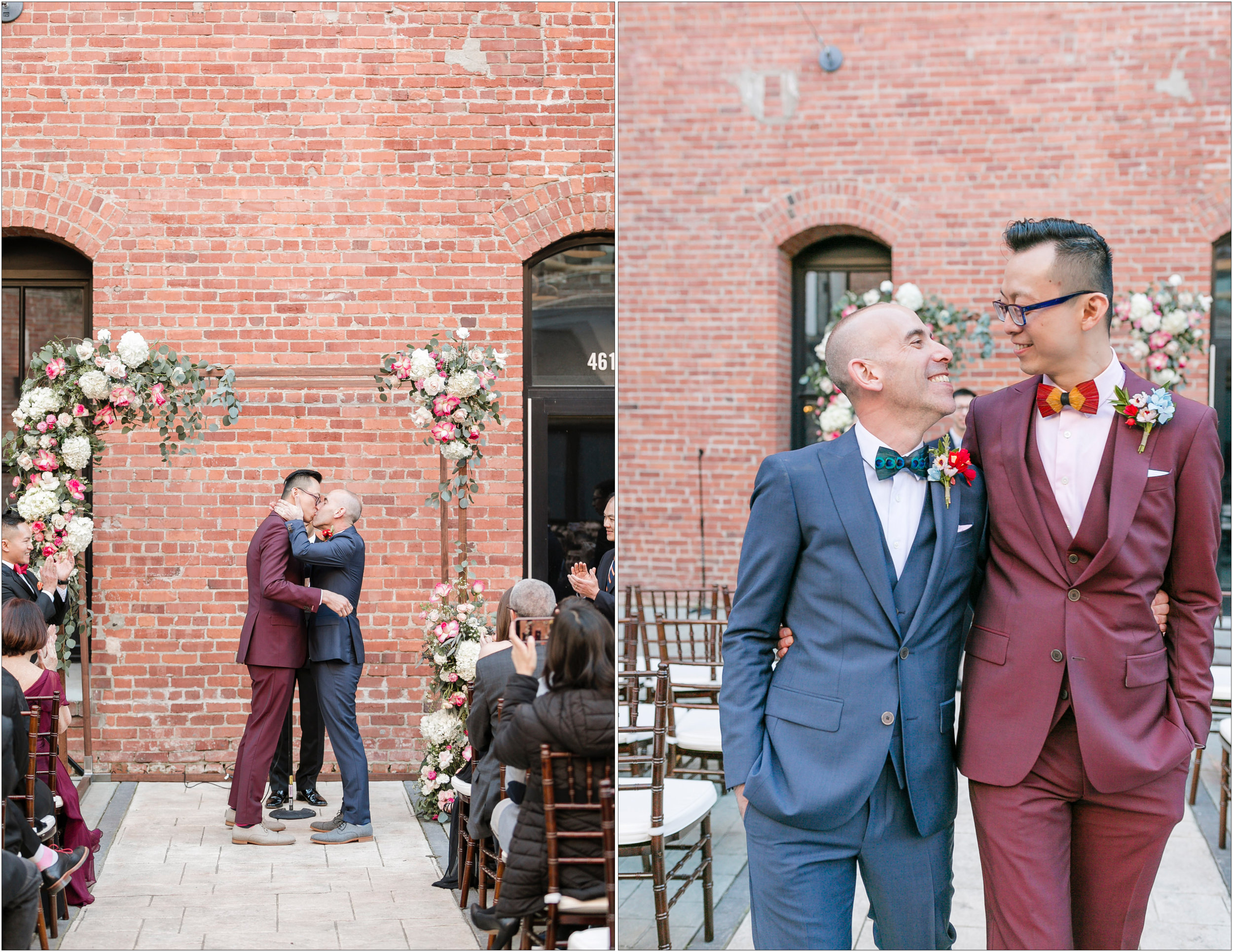 Argnaut Hotel Wedding - Michelle Chang Photography