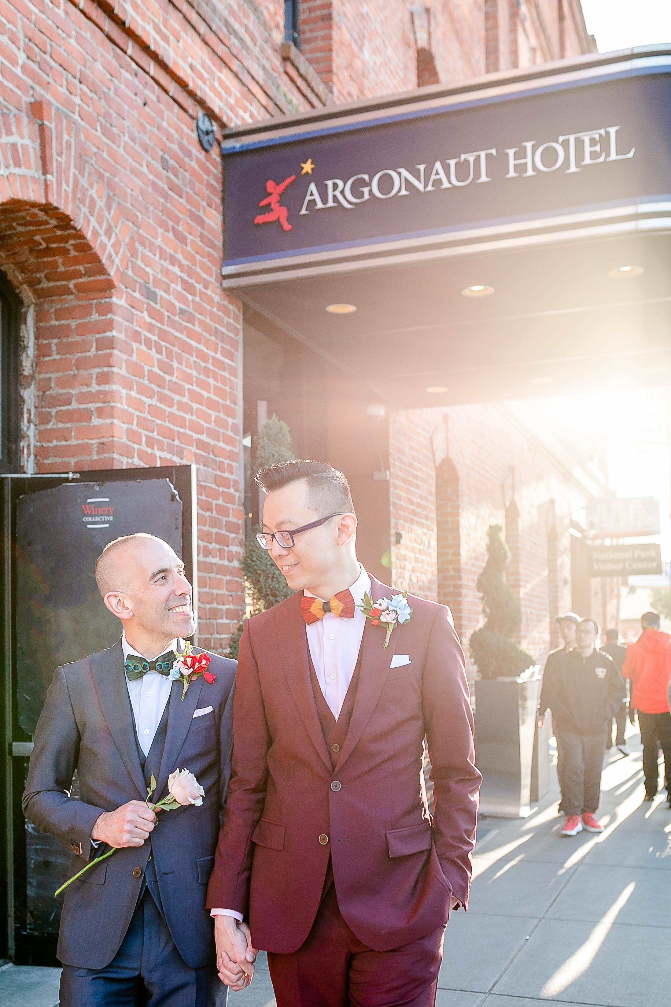 michellechangphoto_Argonaut Hotel Wedding