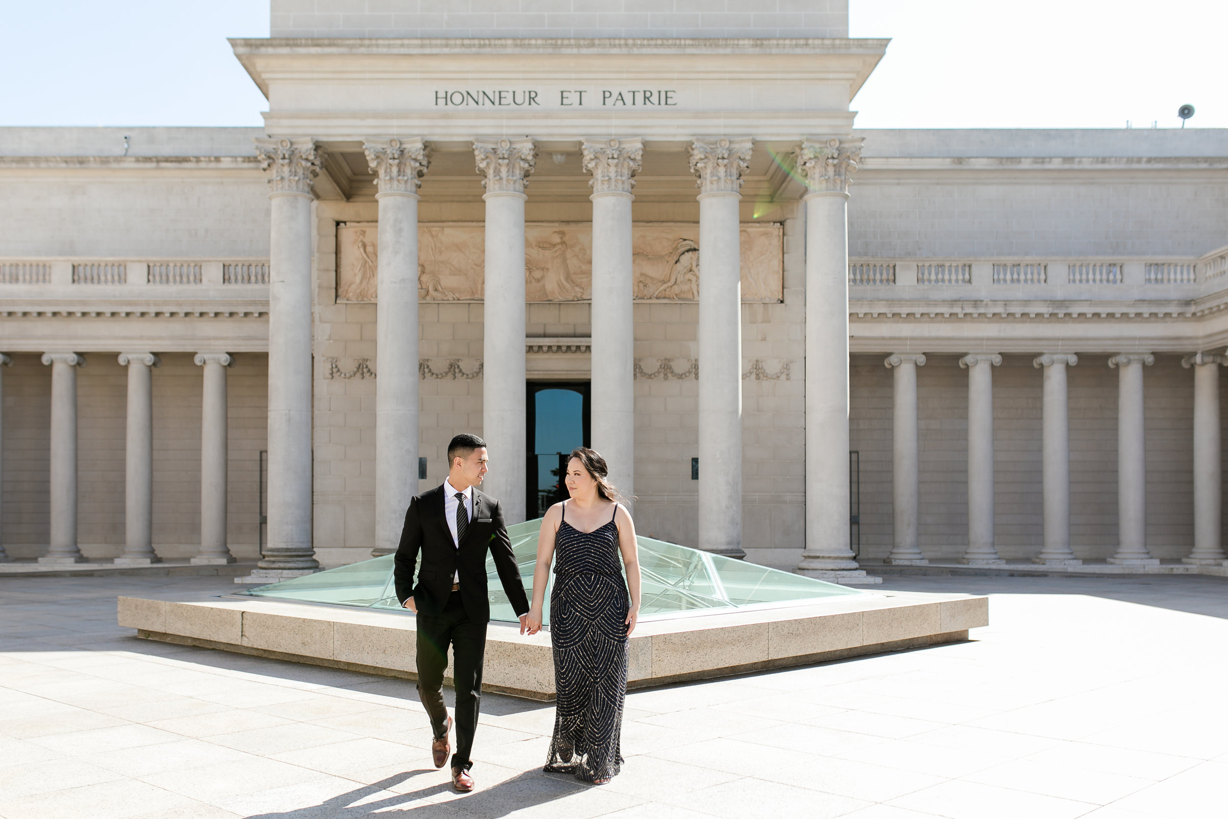 San Francisco Engagement session - Michelle Chang Photography