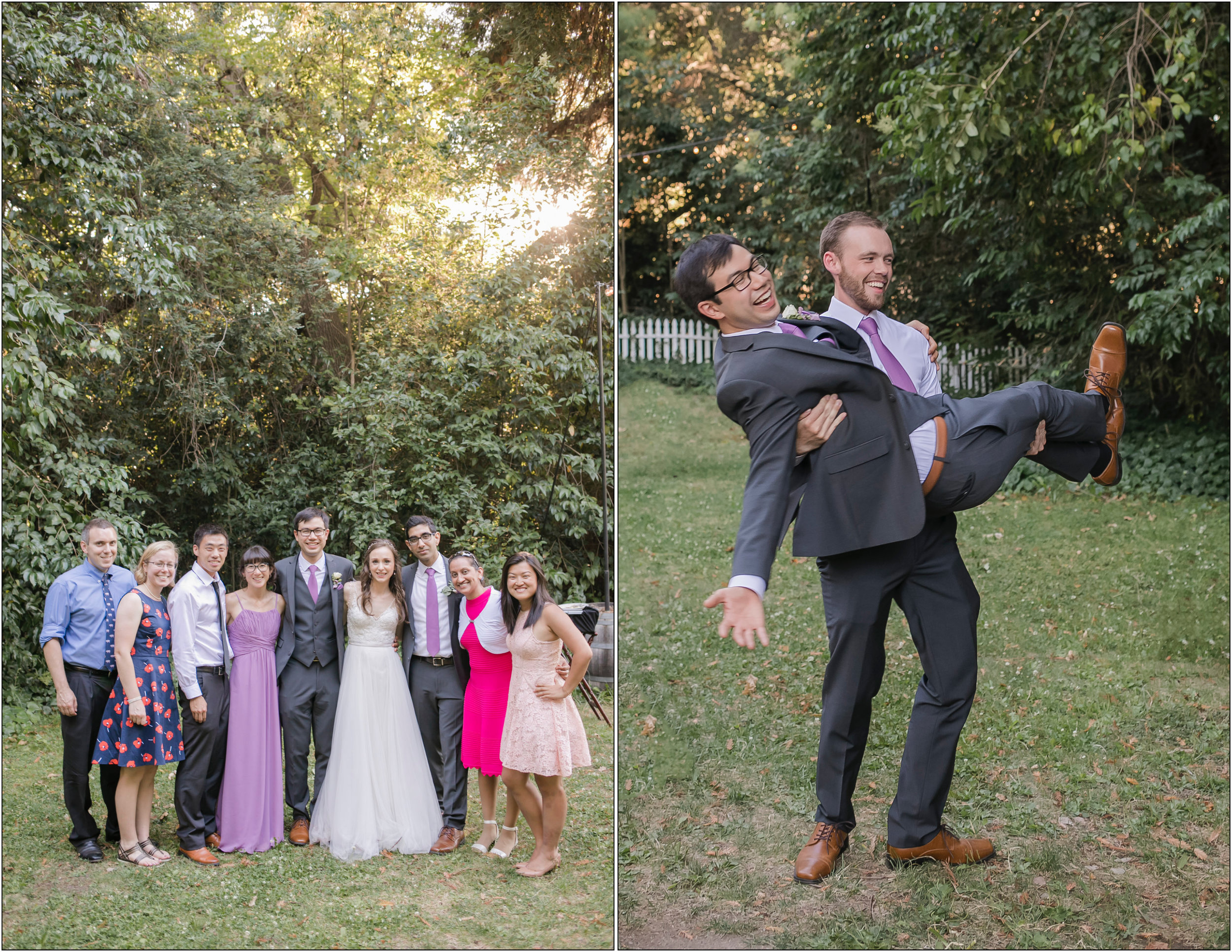 Ardenwood historic farm wedding - Michelle Chang Photography