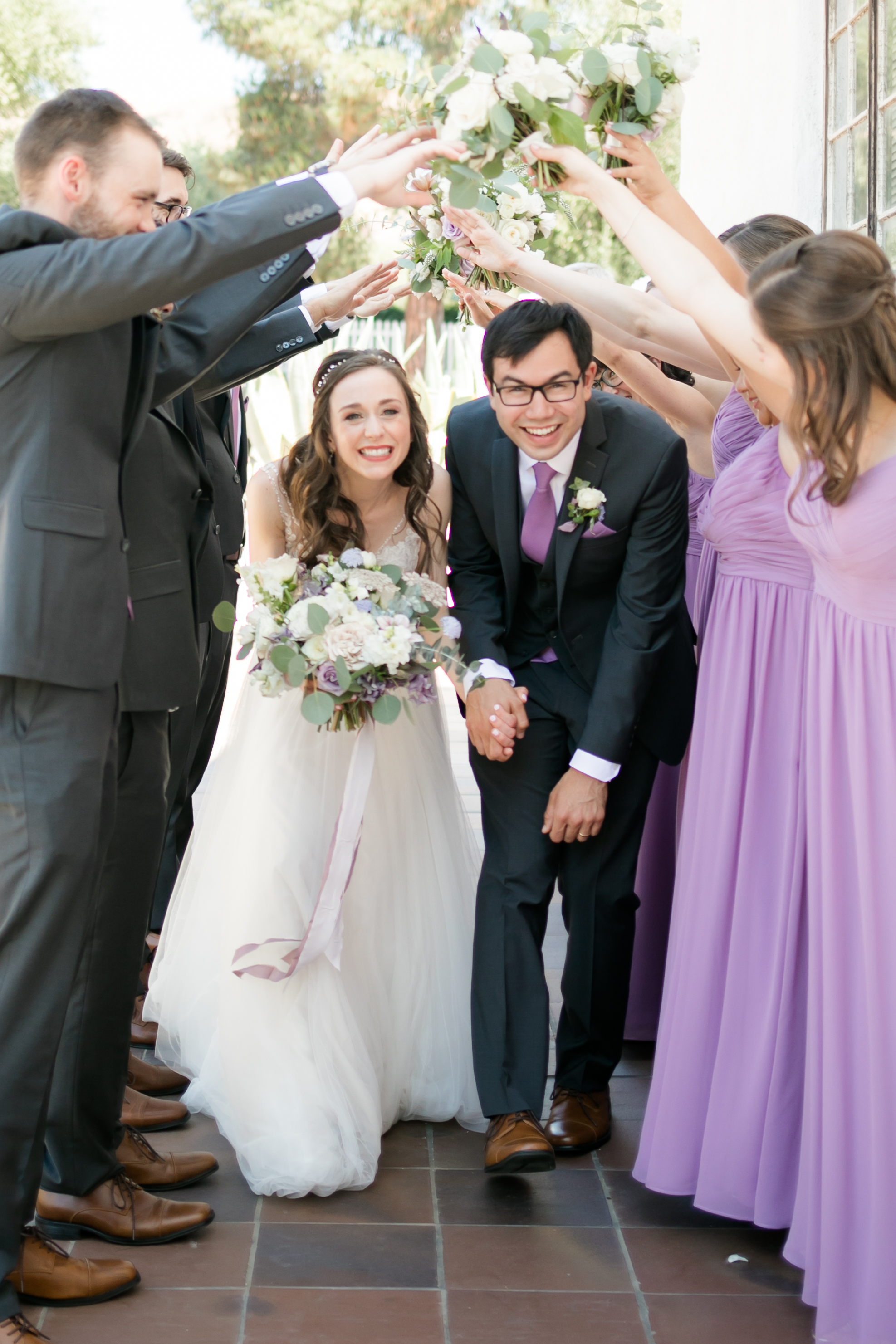 Old Mission San Jose Church Wedding - Michelle Chang Photography