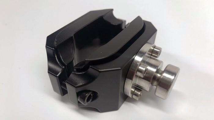 Easyrig Arm mount with Minimax Sleeve adaptor