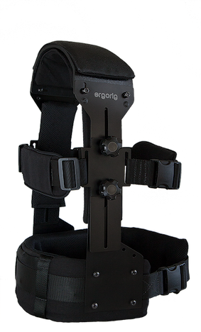 New    ERGORIG    by CinemaDevices.   Currently In Stock.  Email  to order.   Buy $3190.00 + gst     Rentals $   85 p.day + gst    Untethered camera support for hand held protecting your shoulder and back. Takes the weight of the camera and displaces it to your hips.    Proving to be very popular. First units into NZ were snapped up without even coming out of their boxes.