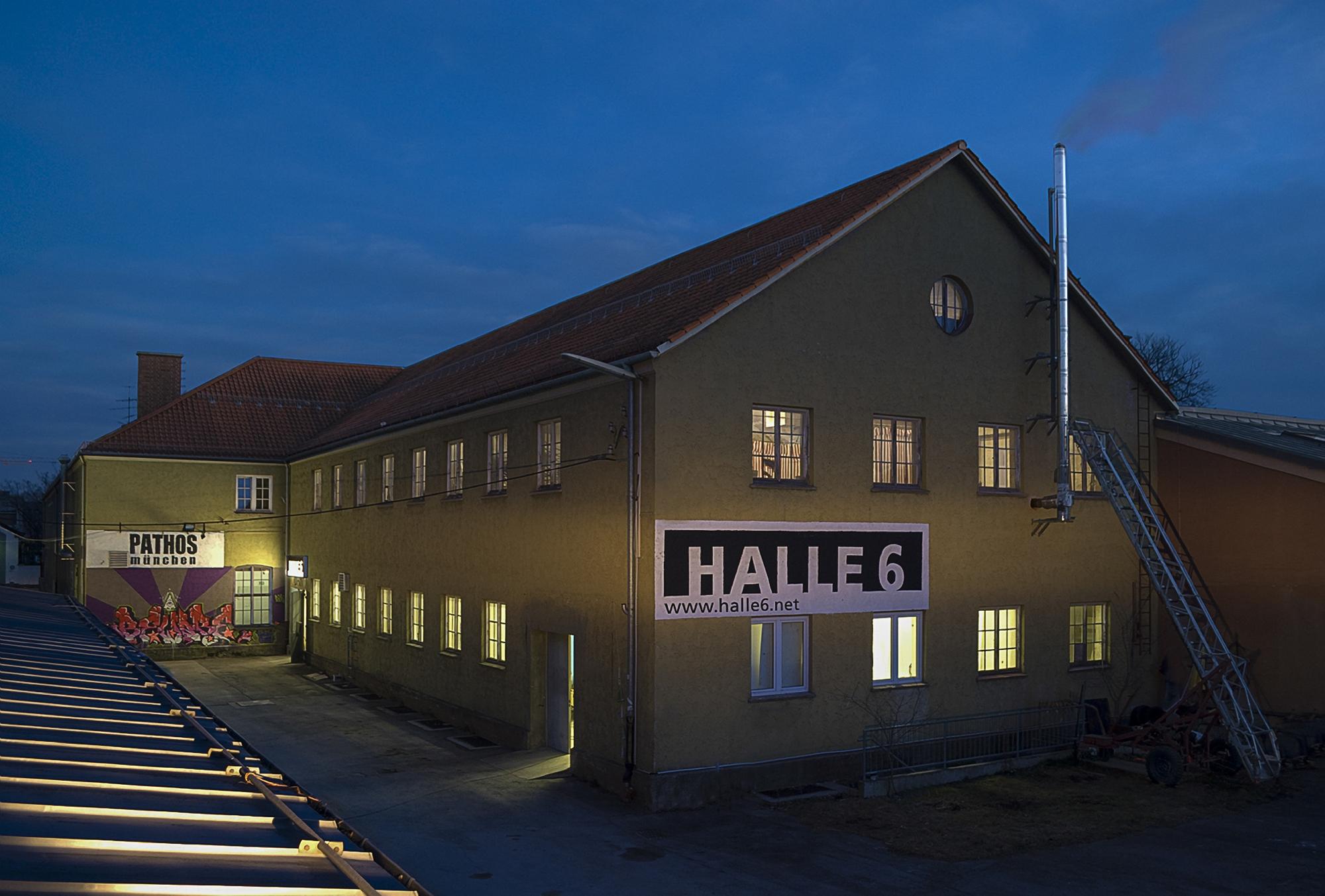 Unser Haus wird gefördert vom Kulturreferat der Landeshauptstadt München.