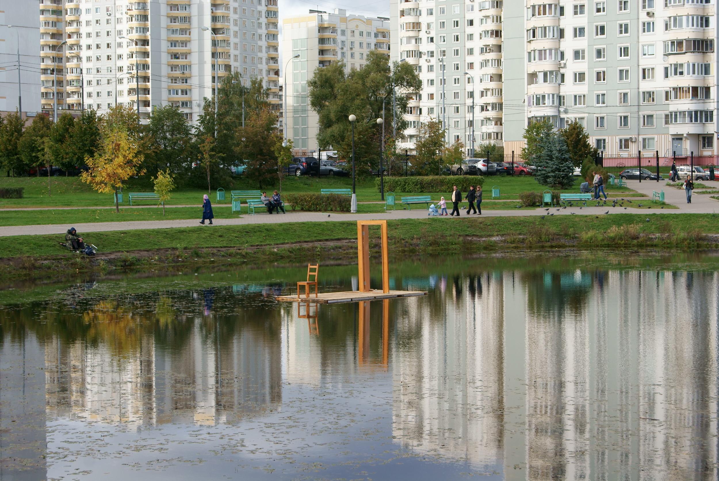 """Марина Звягинцева """"Выход"""""""