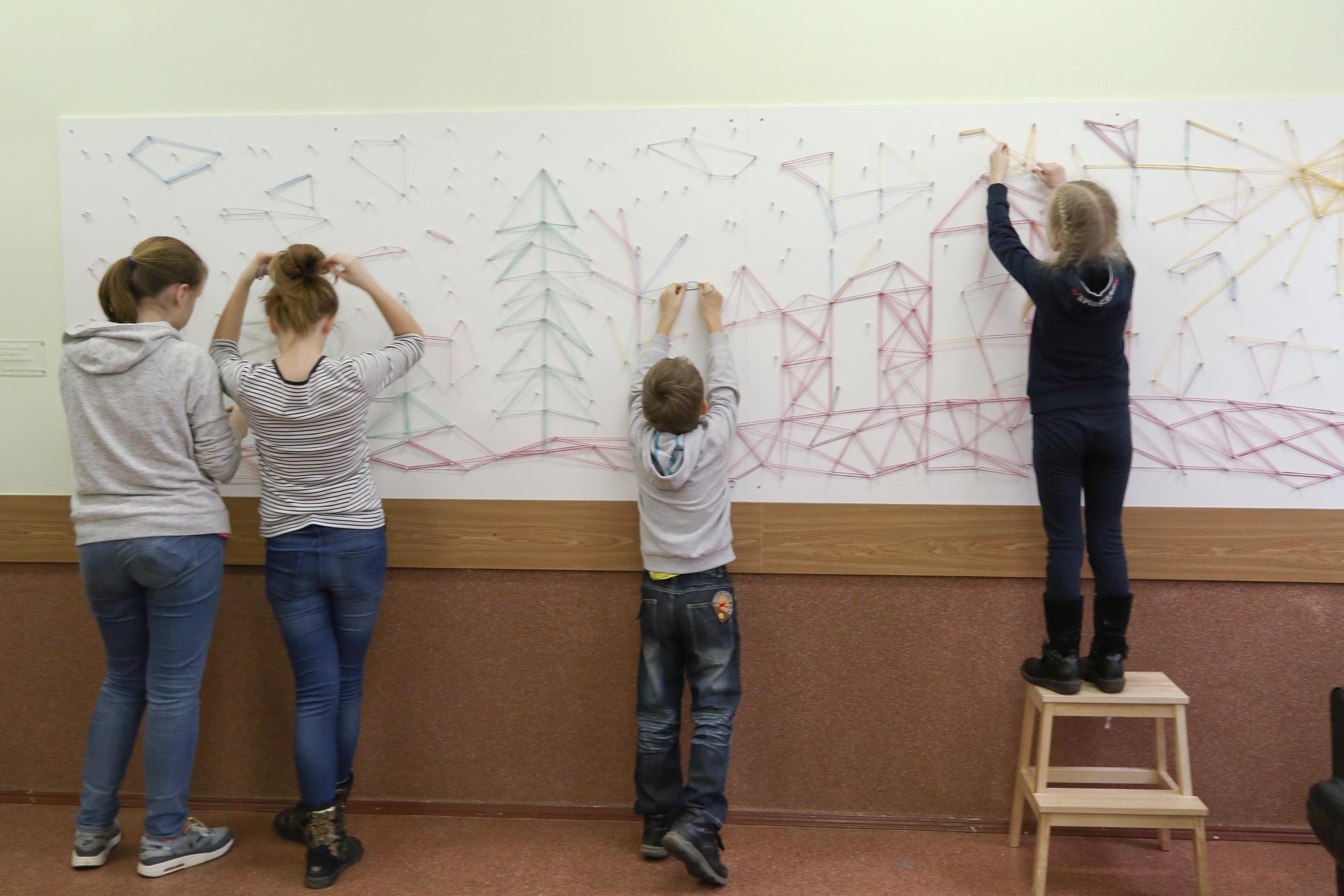 """Наталья Стручкова и Максим Илюхин """"Доска объявлений"""""""