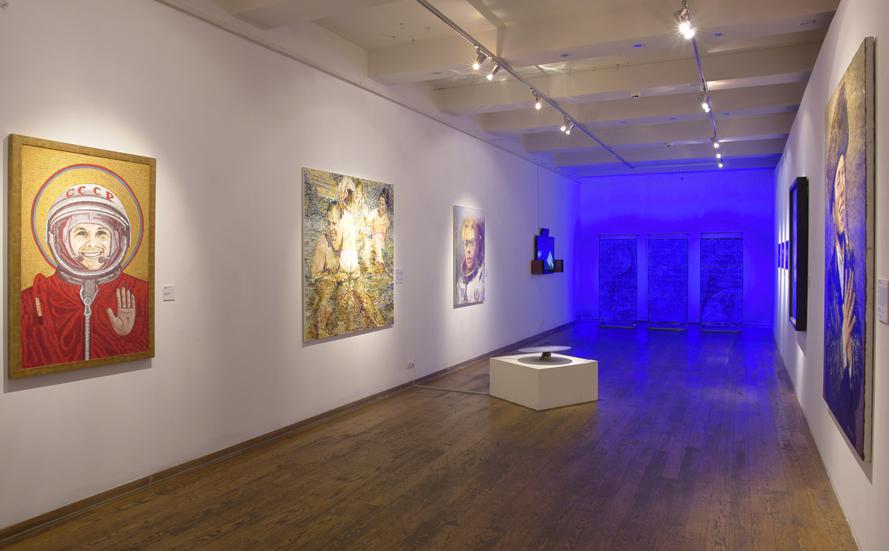 """Выставка """"К полёту готов?"""" в ММСИ, 2014"""